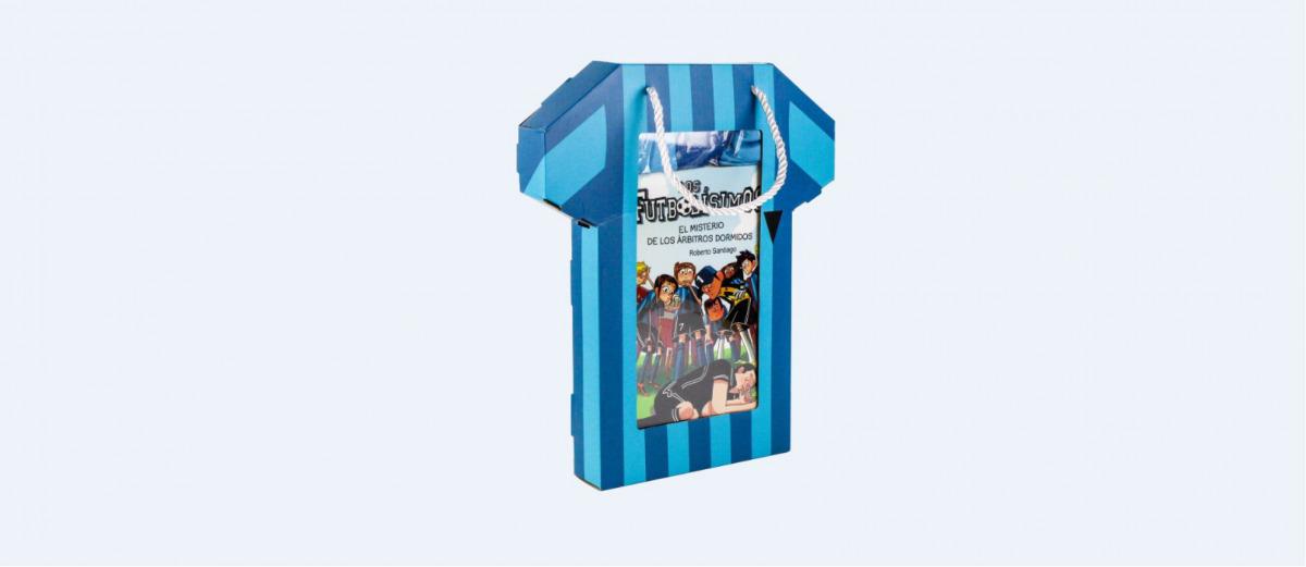 Pack camiseta Futbolisimos