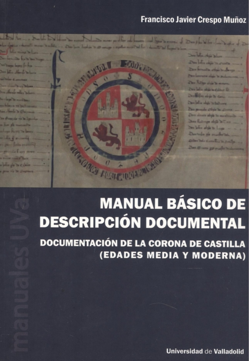 MANUAL BASICO DE DESCRIPCION DOCUMENTAL