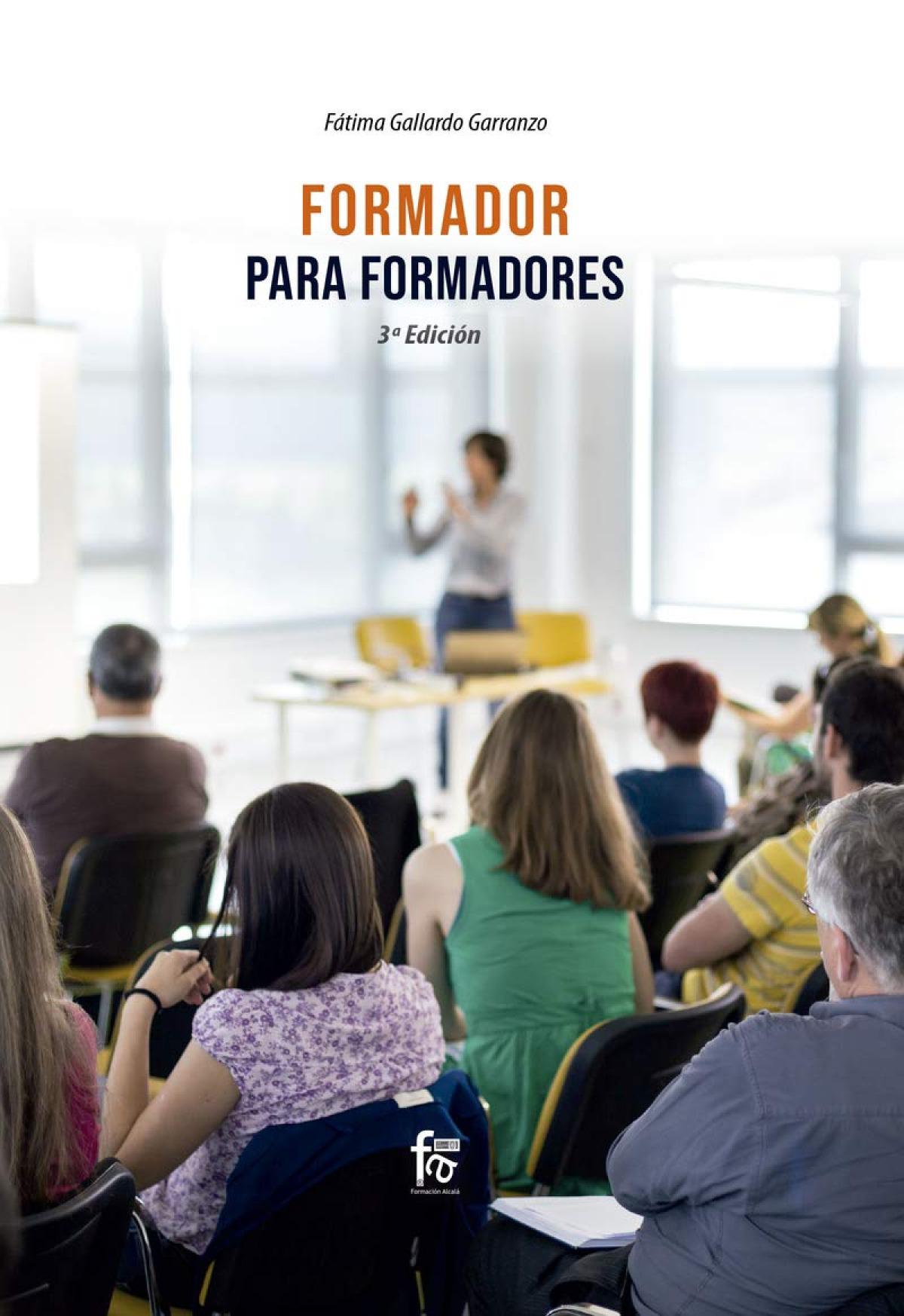 FORMADOR PARA FORMADORES-3 EDICIÓN
