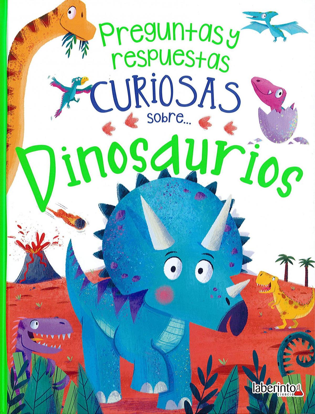 Preguntas y respuestas curiosas sobre... Dinosaurios