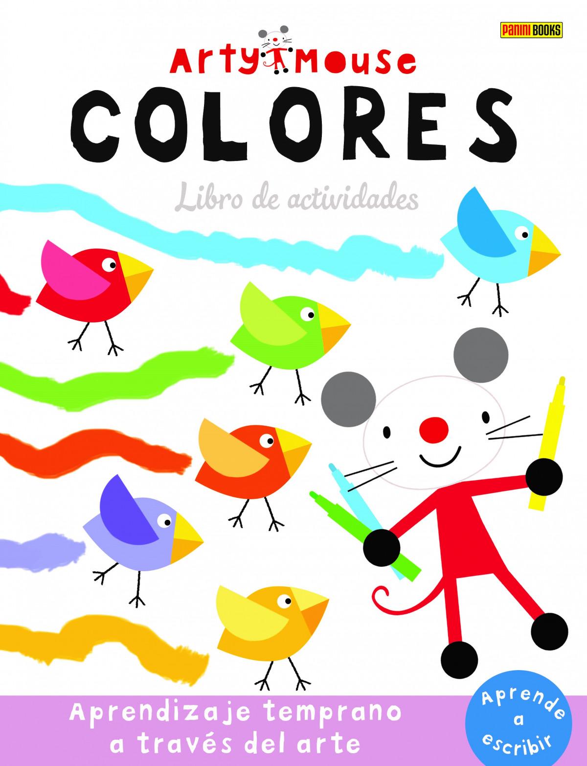 Colores.libro de actividades