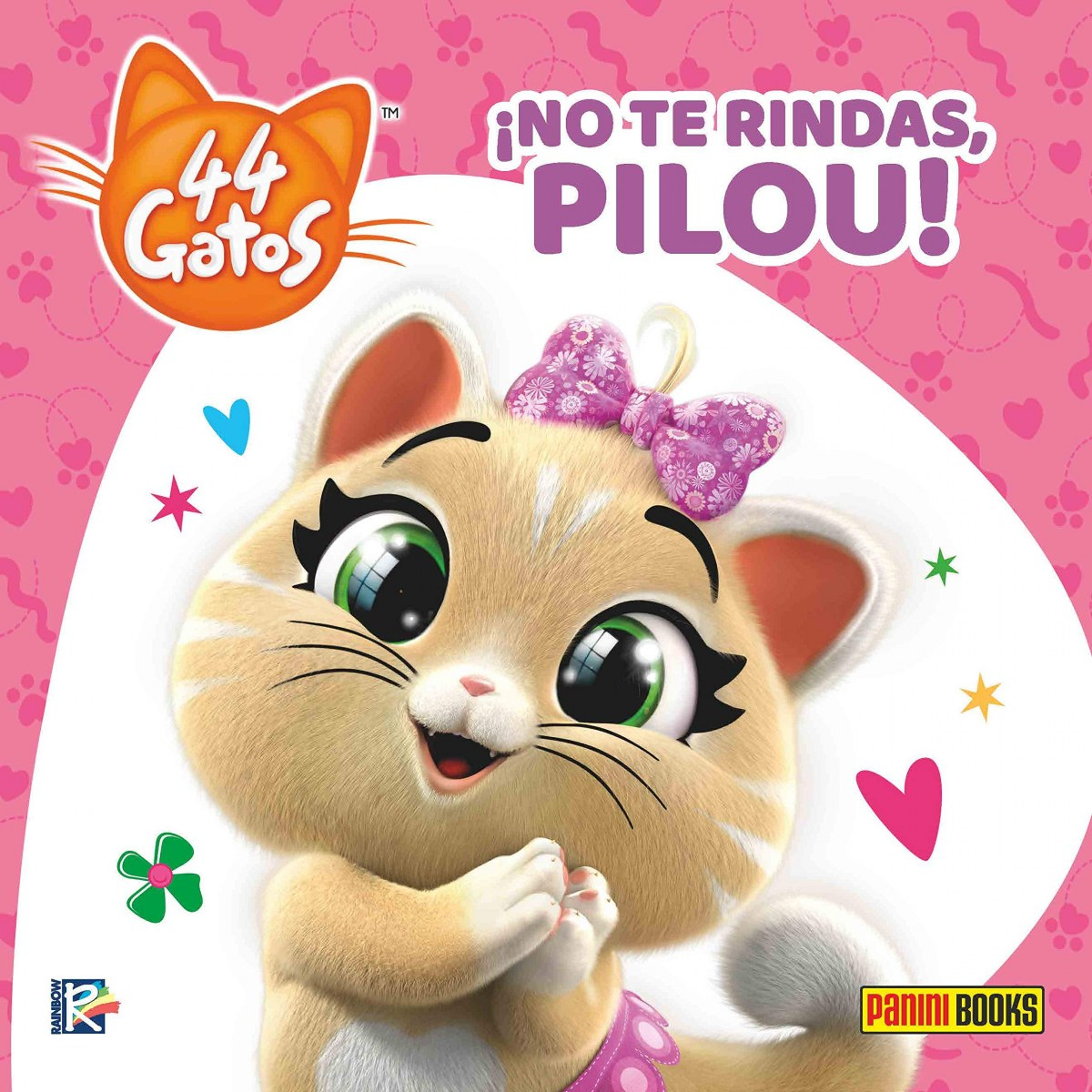 ¡No te rindas Pilou!