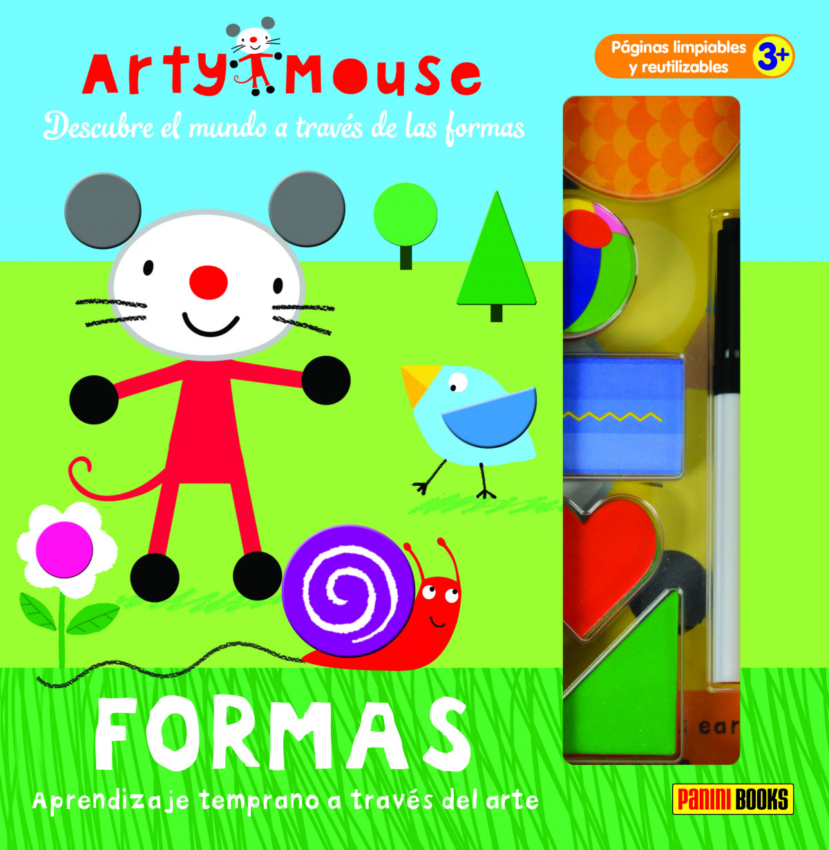 ARTY MOUSE - FORMAS