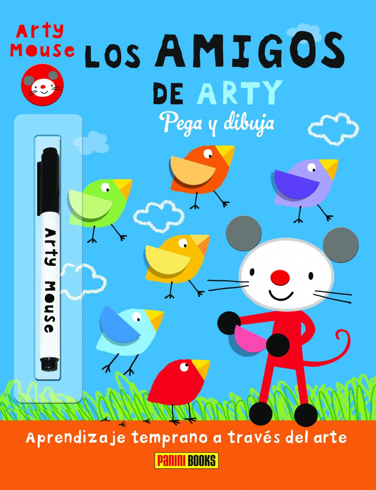 LOS AMIGOS DE ARTY