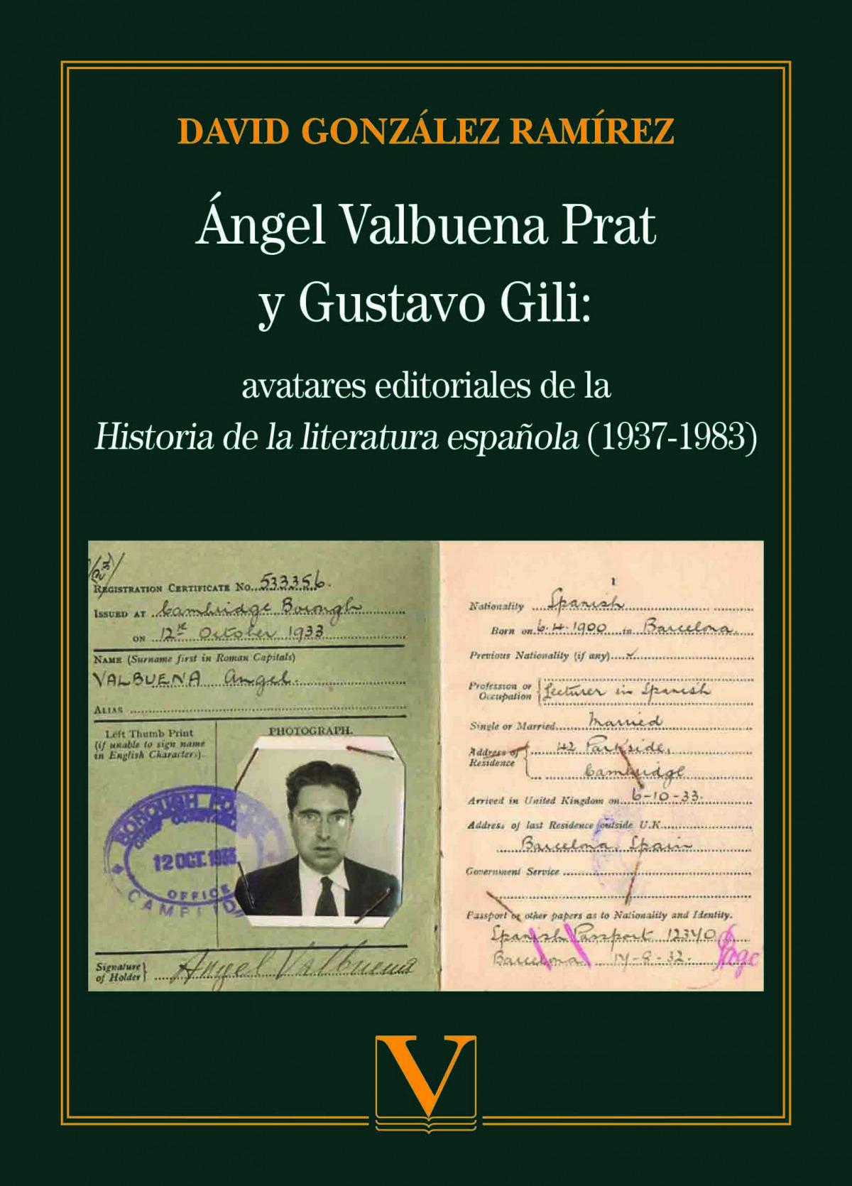 Ángel Valbuena y Gustavo Gili: