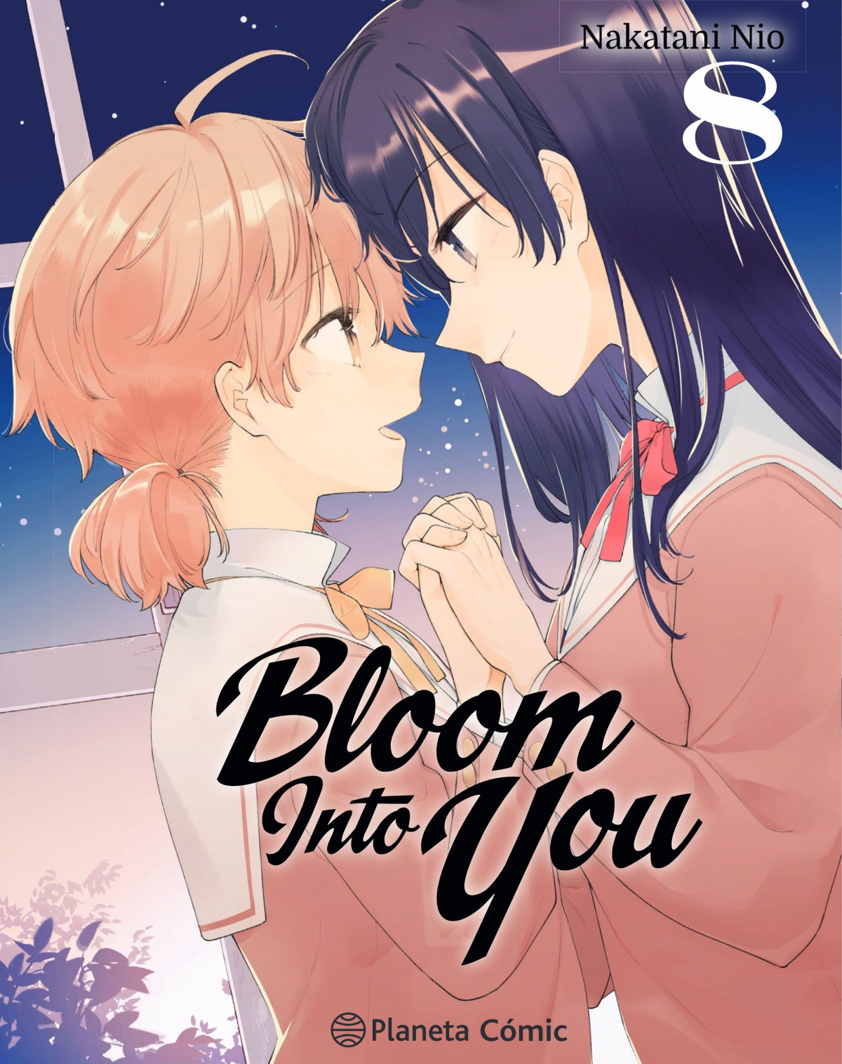 Bloom Into You nº 08/08