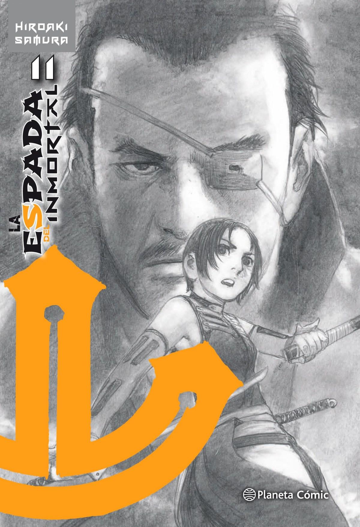 La espada del Inmortal Kanzenban nº 11/15