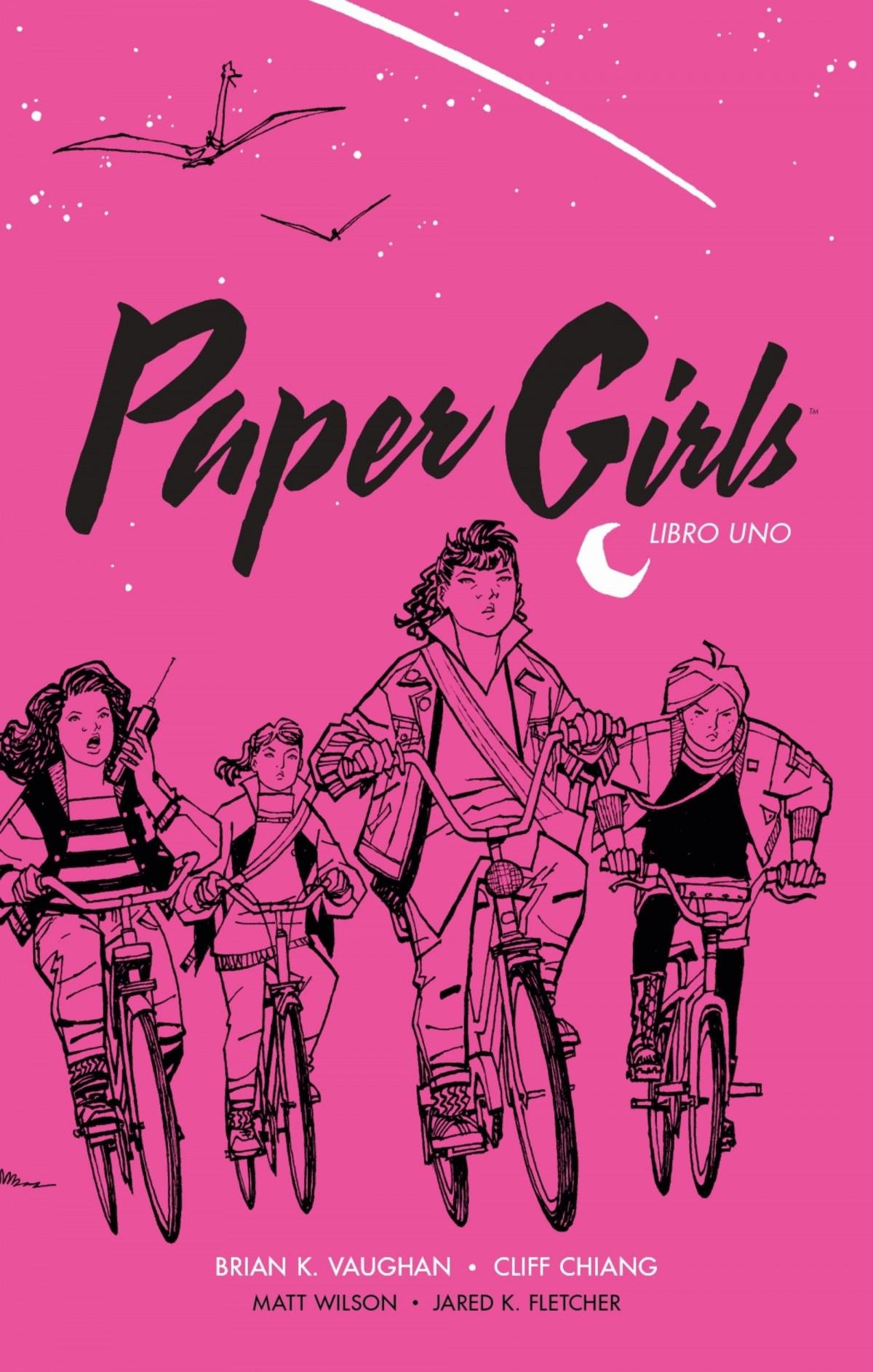 Paper Girls (integral) nº 01/02