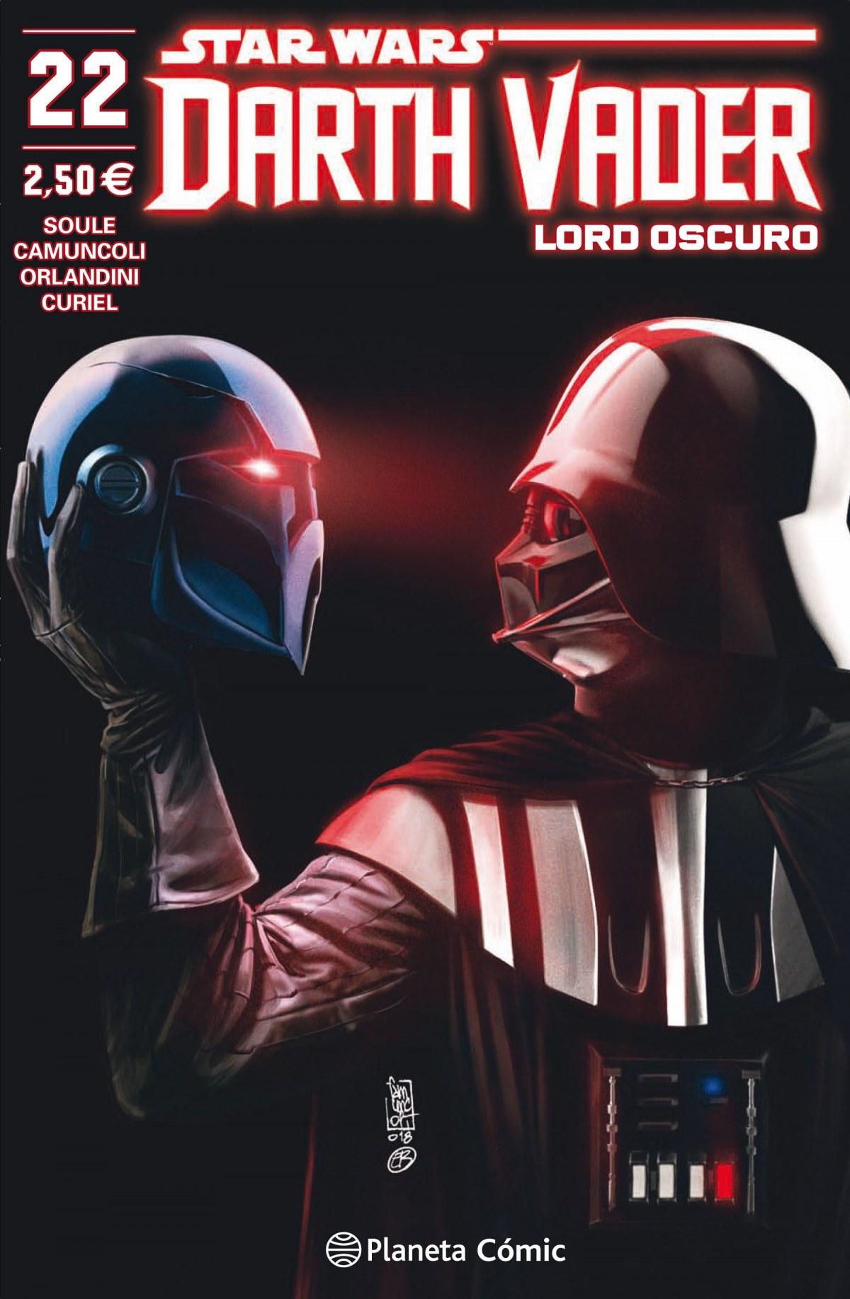 Star Wars Darth Vader Lord Oscuro nº 22/25