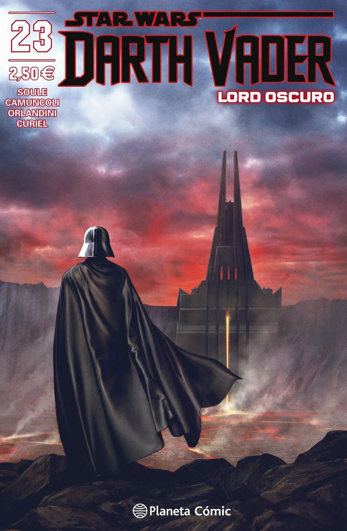 Star Wars Darth Vader Lord Oscuro nº 23/25