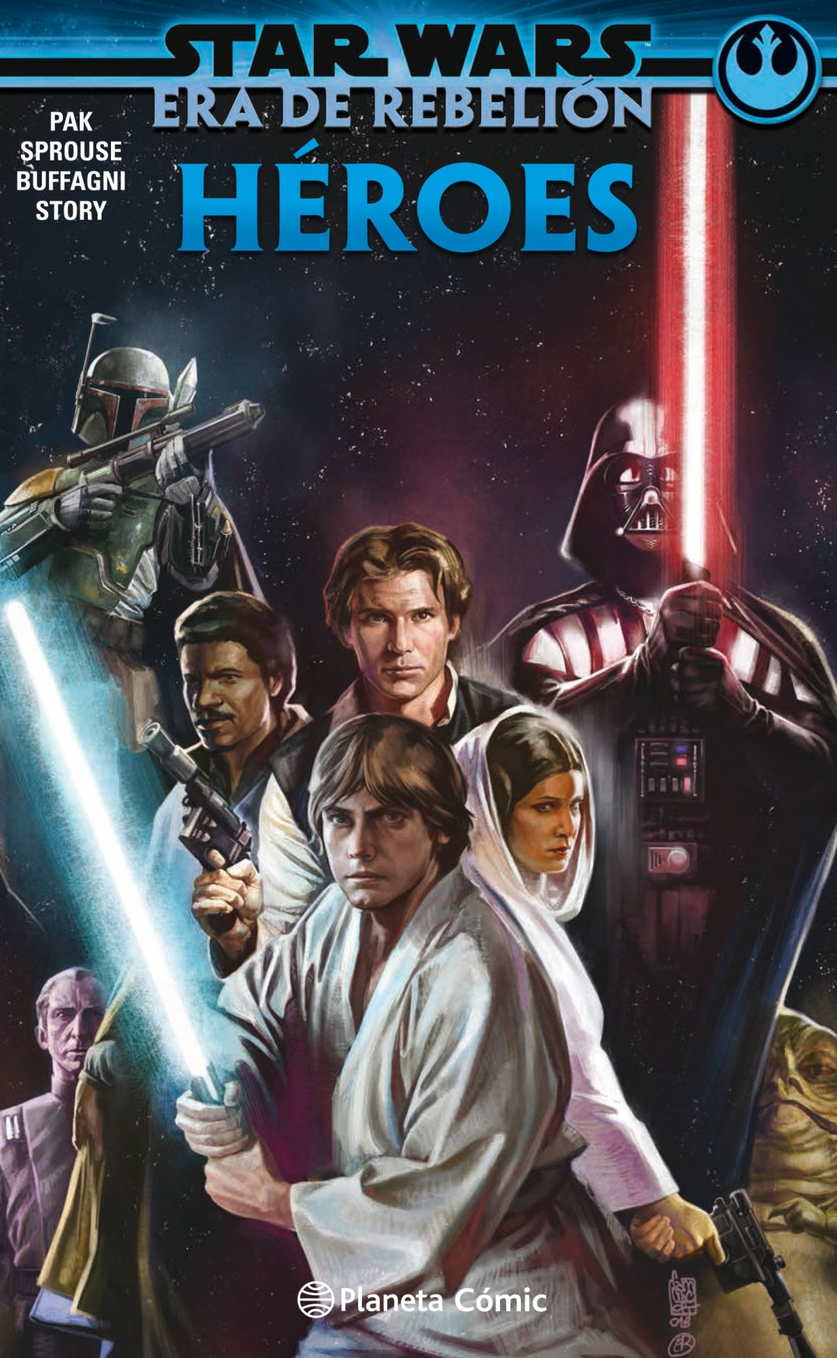 Star Wars Era de la Rebelión: Héroes