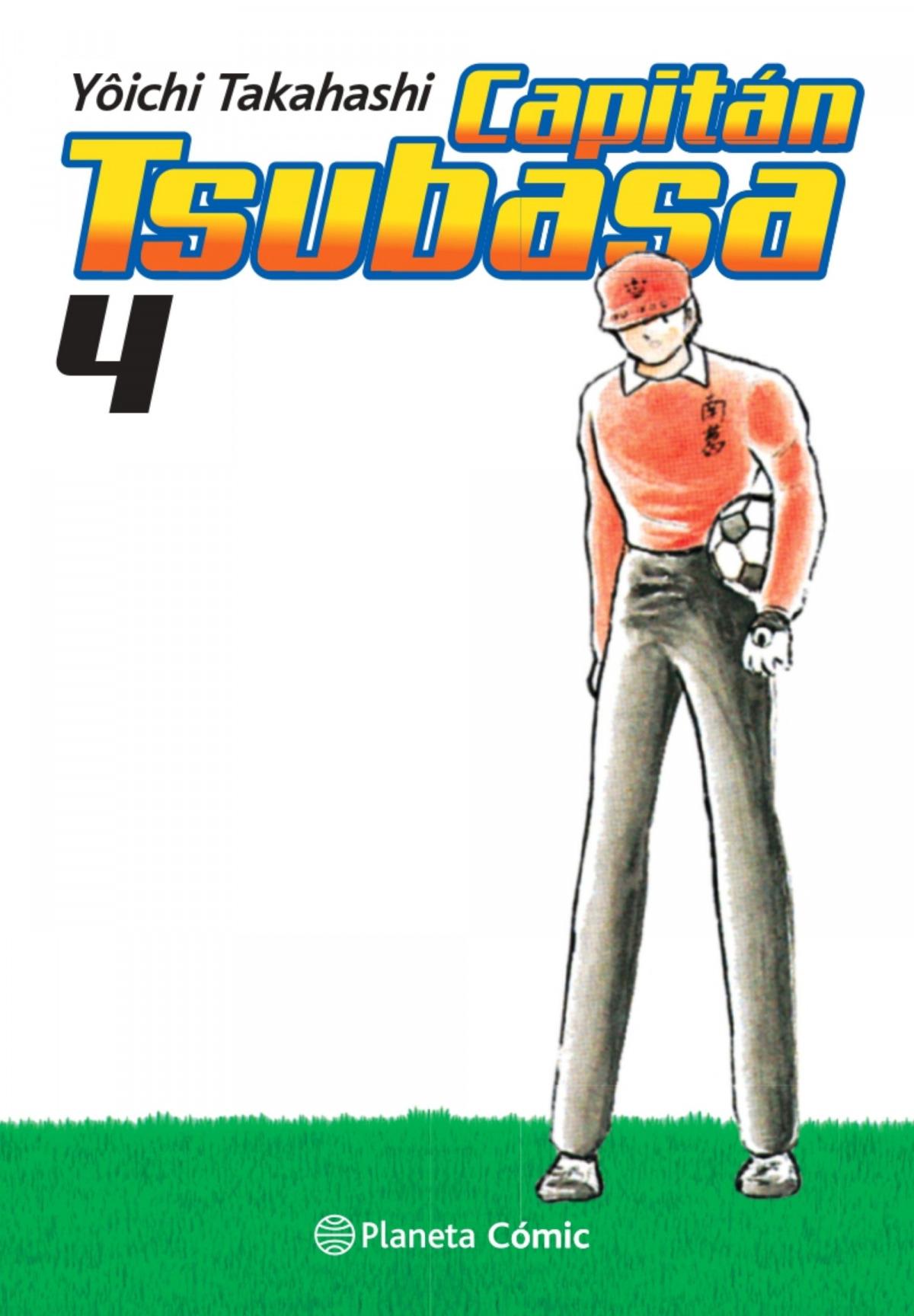 Capitán Tsubasa nº 04/21