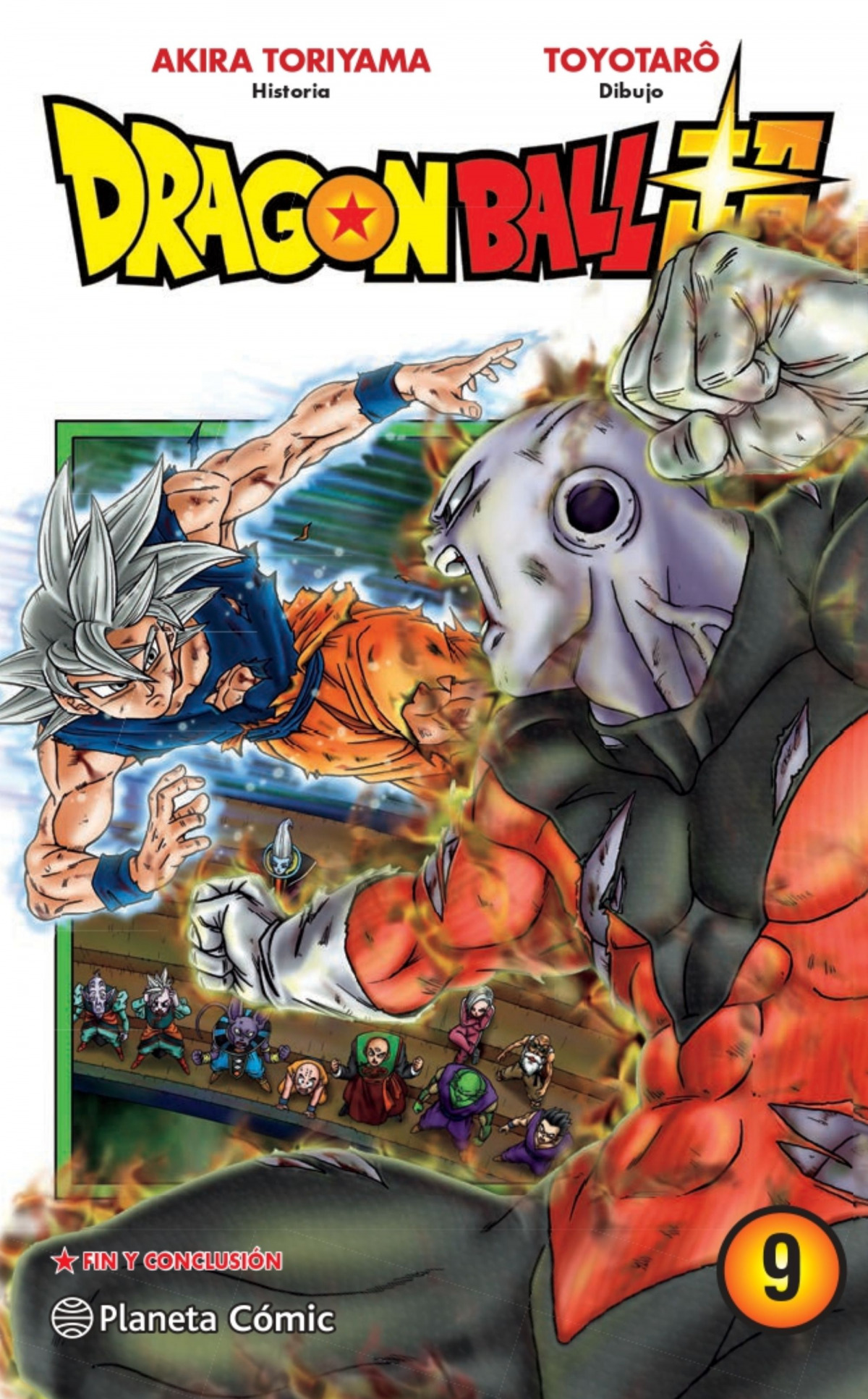 Dragon Ball Super nº 09
