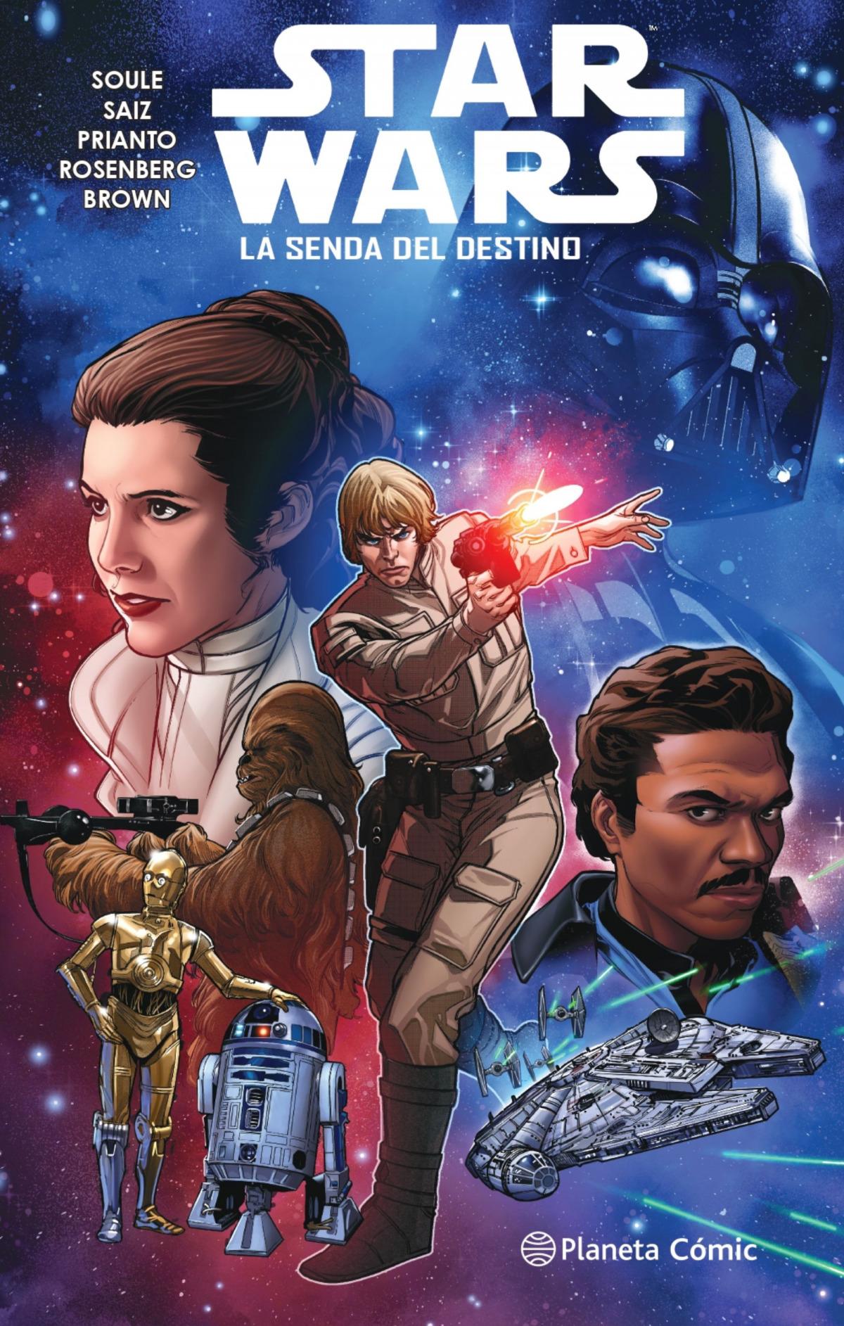 Star Wars nº 01 Destiny Path (tomo)