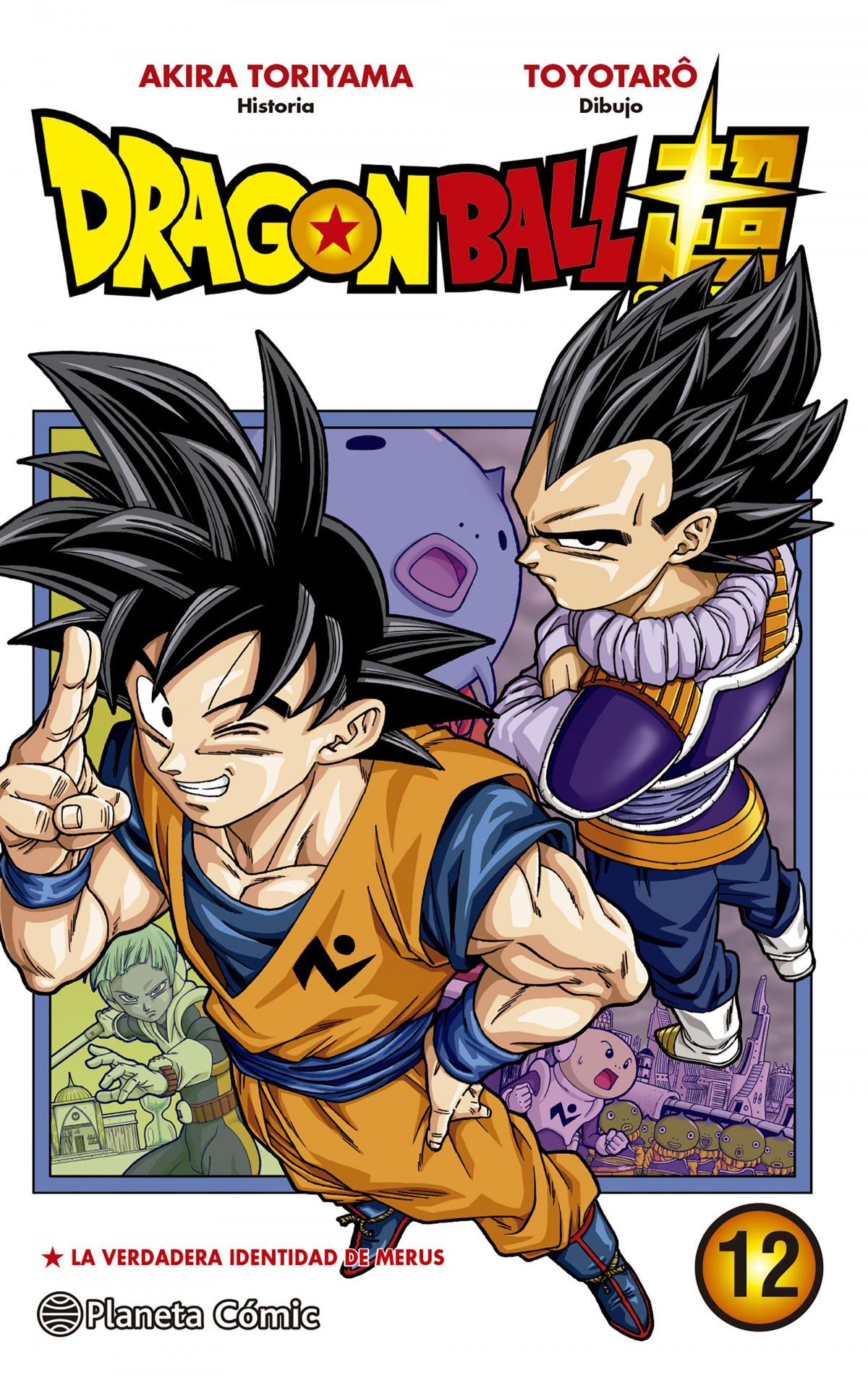 Dragon Ball Super nº 12