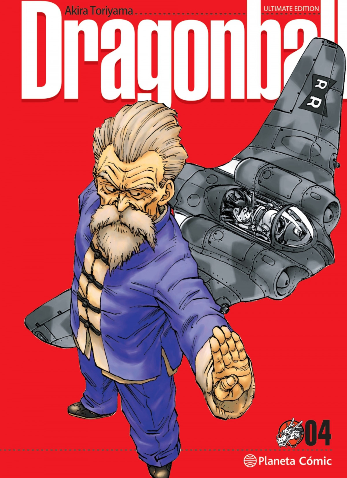 Dragon Ball Ultimate nº 04/34