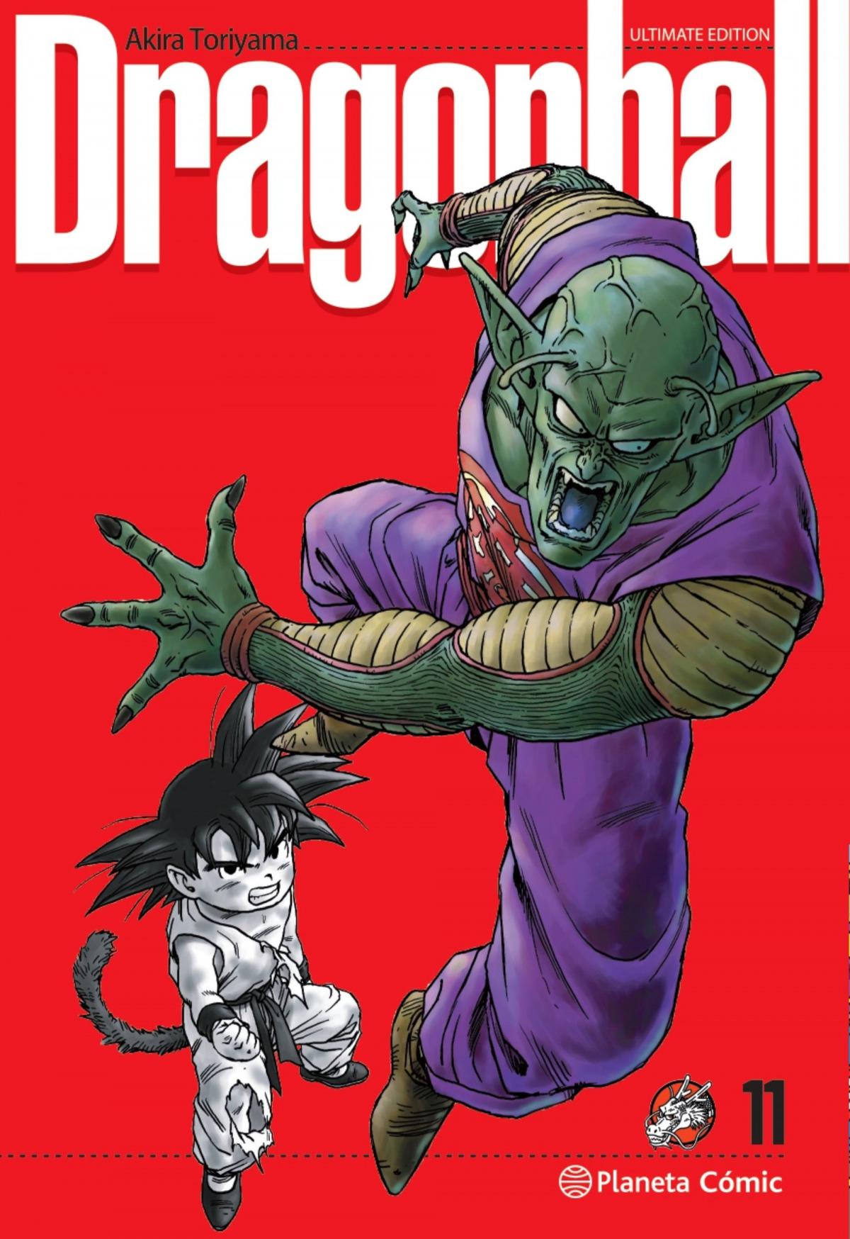 Dragon Ball Ultimate nº 11/34