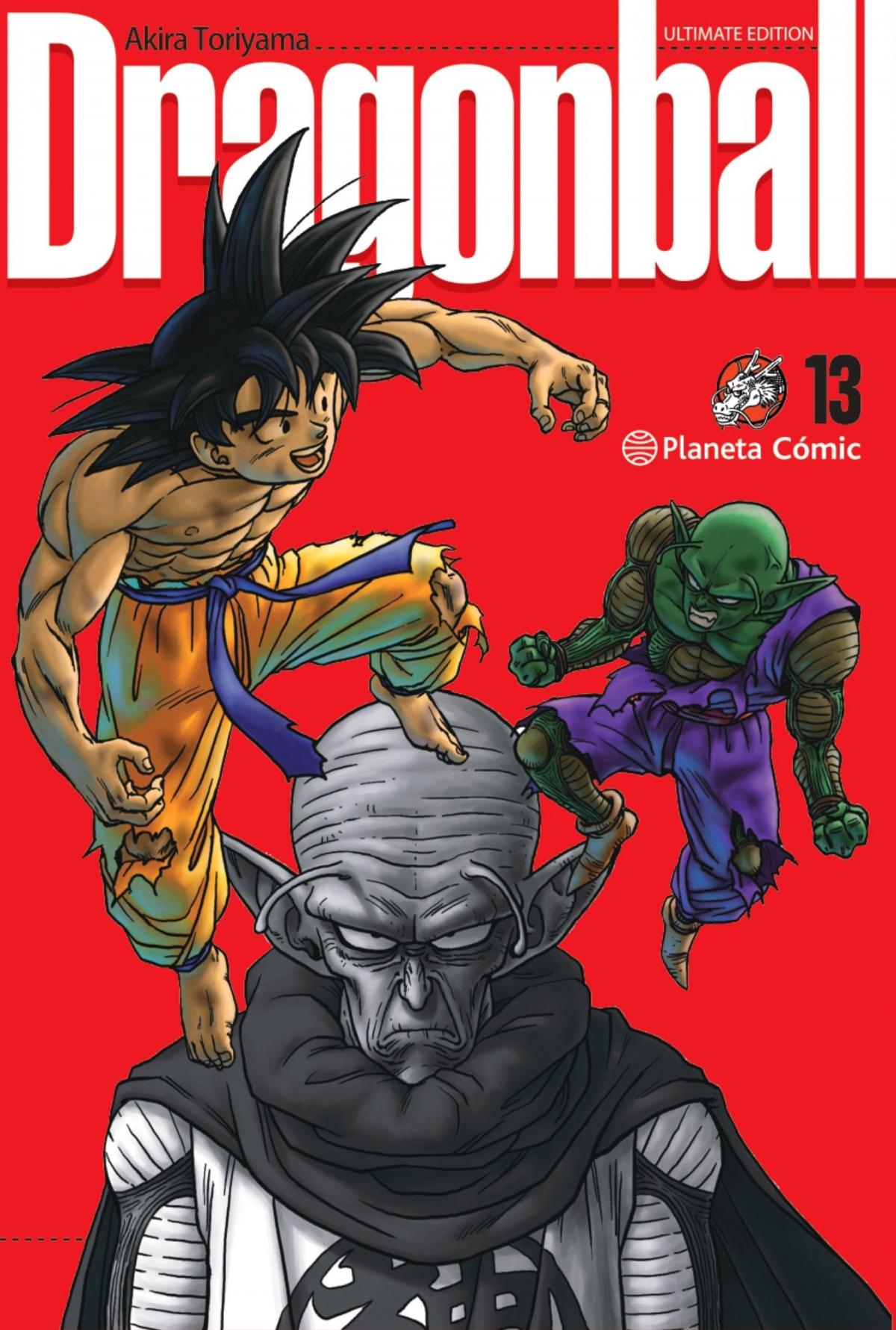 Dragon Ball Ultimate nº 13/34