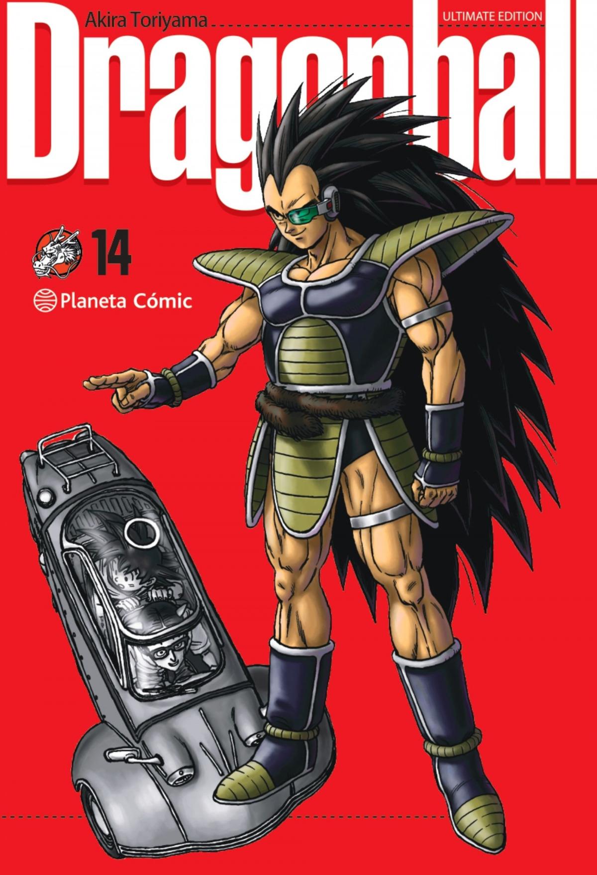 Dragon Ball Ultimate nº 14/34