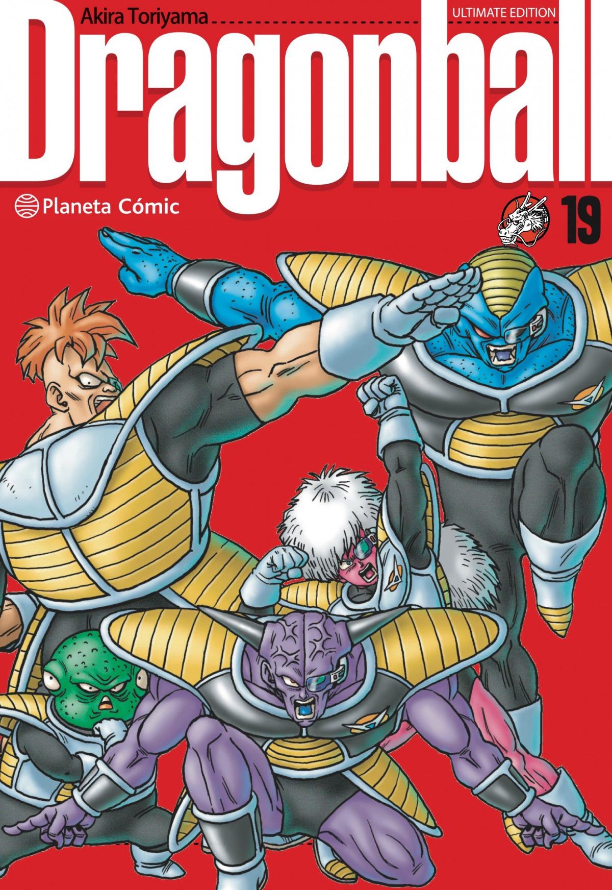 Dragon Ball Ultimate nº 19/34