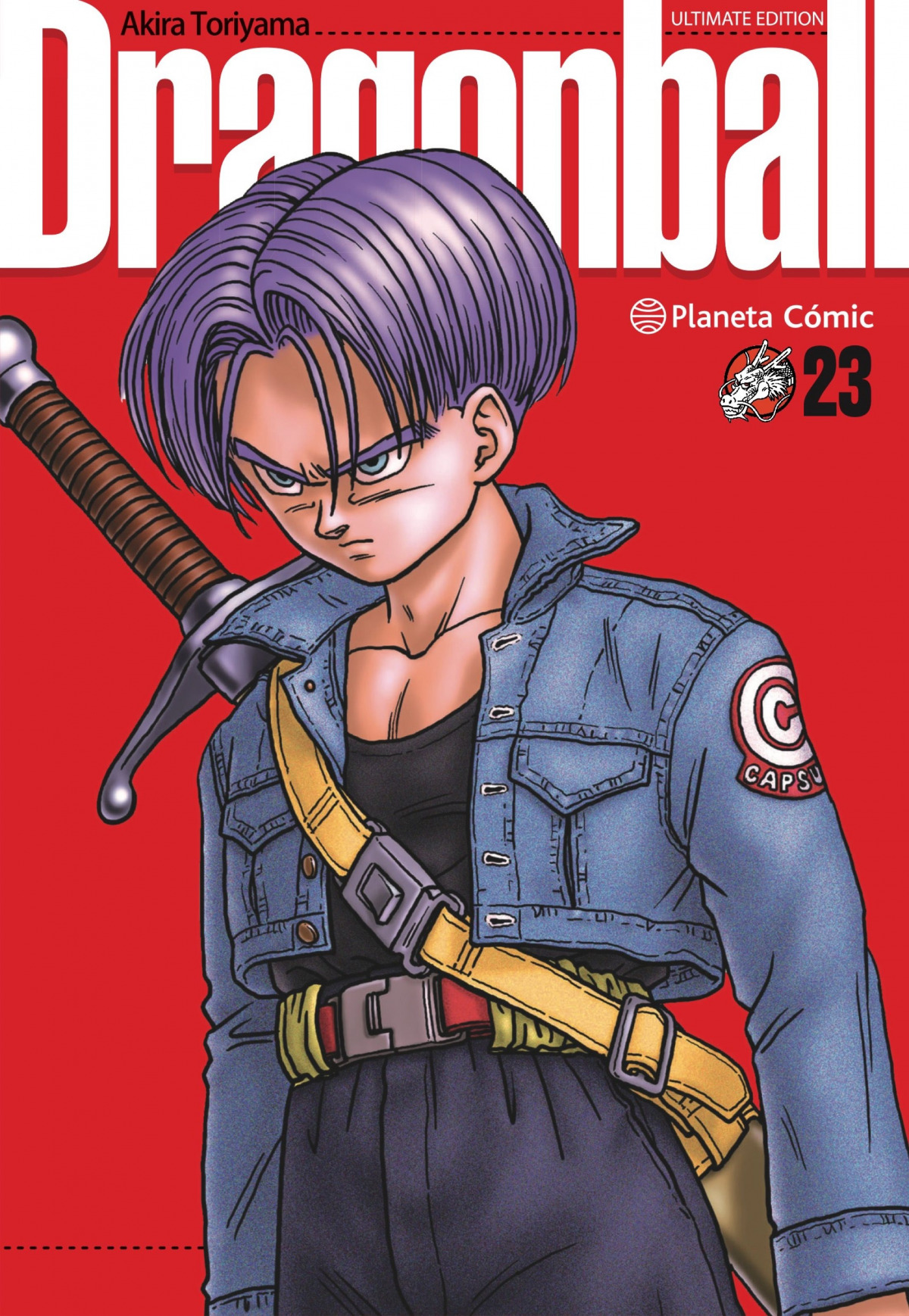 Dragon Ball Ultimate nº 23/34