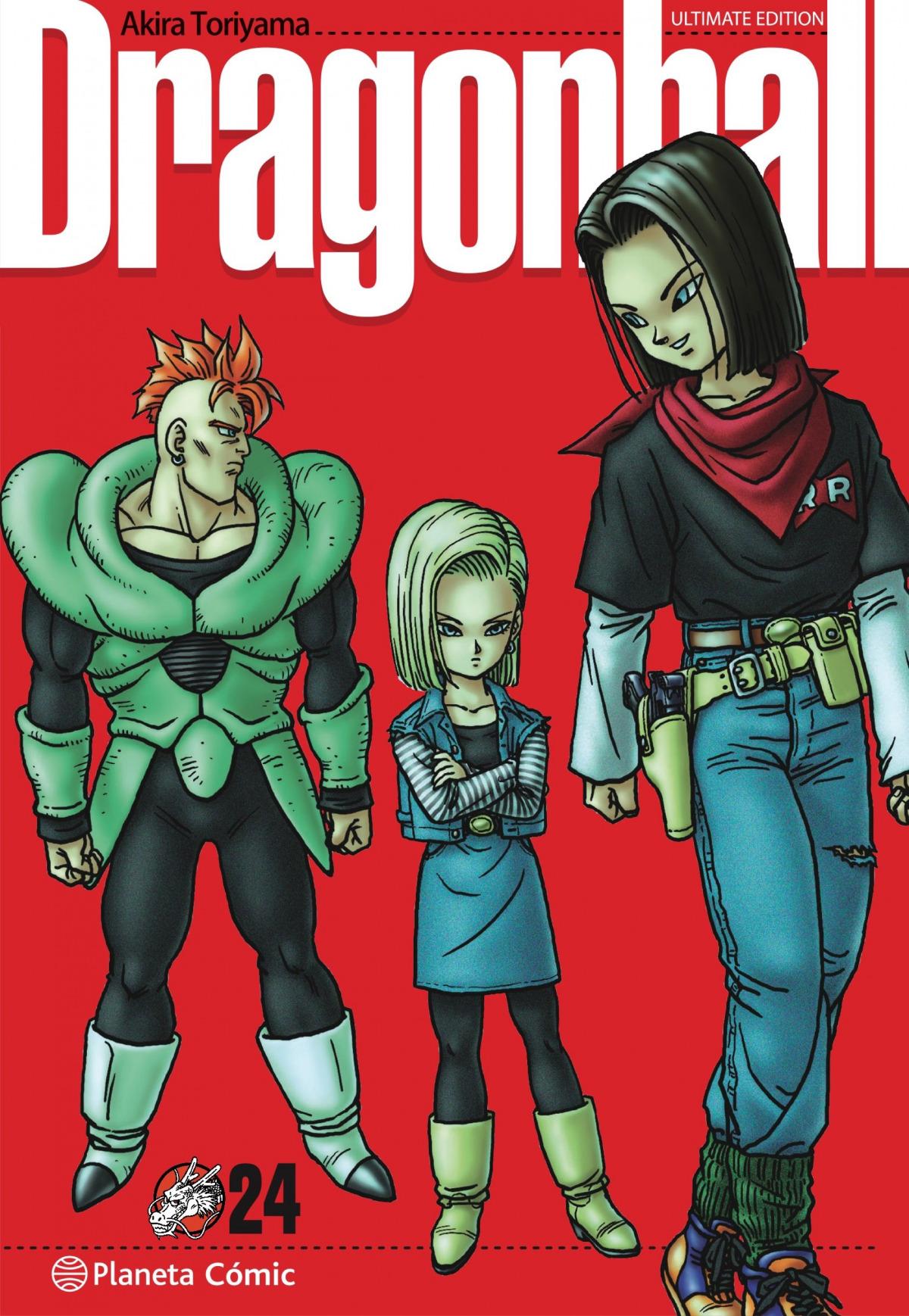 Dragon Ball Ultimate nº 24/34