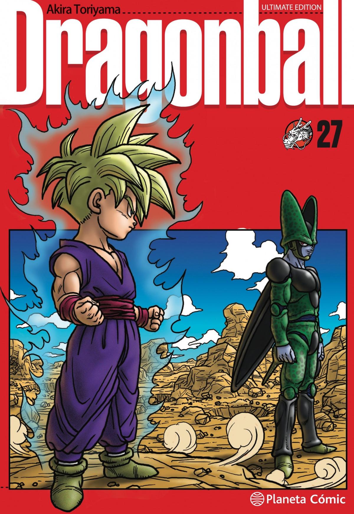 Dragon Ball Ultimate nº 27/34