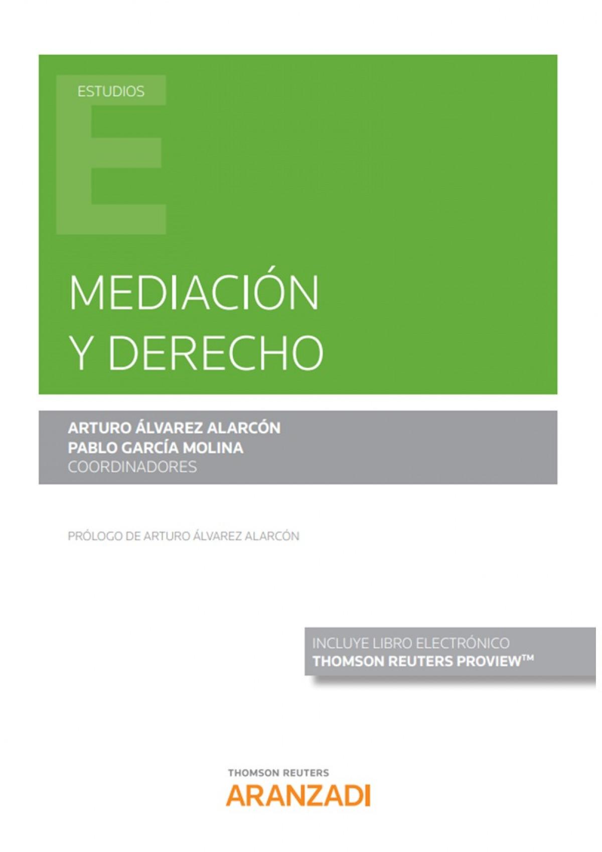 Mediación y Derecho (Papel + e-book)