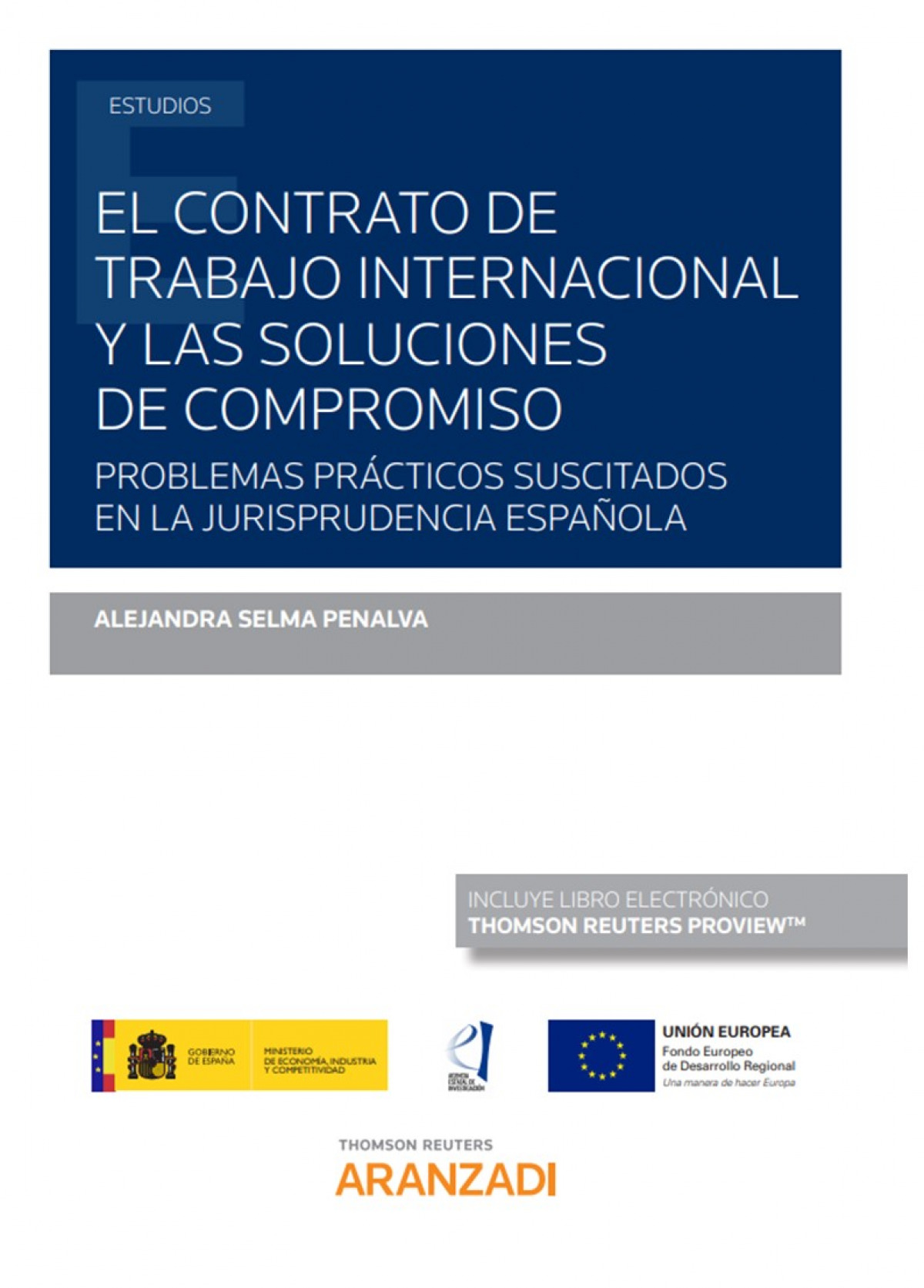 Contrato de trabajo internacional y las soluciones de compromiso, El
