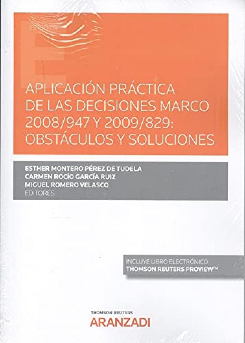 APLICACION PRACTICA DE LAS DECISIONES MARCO 2008;947 Y 2009