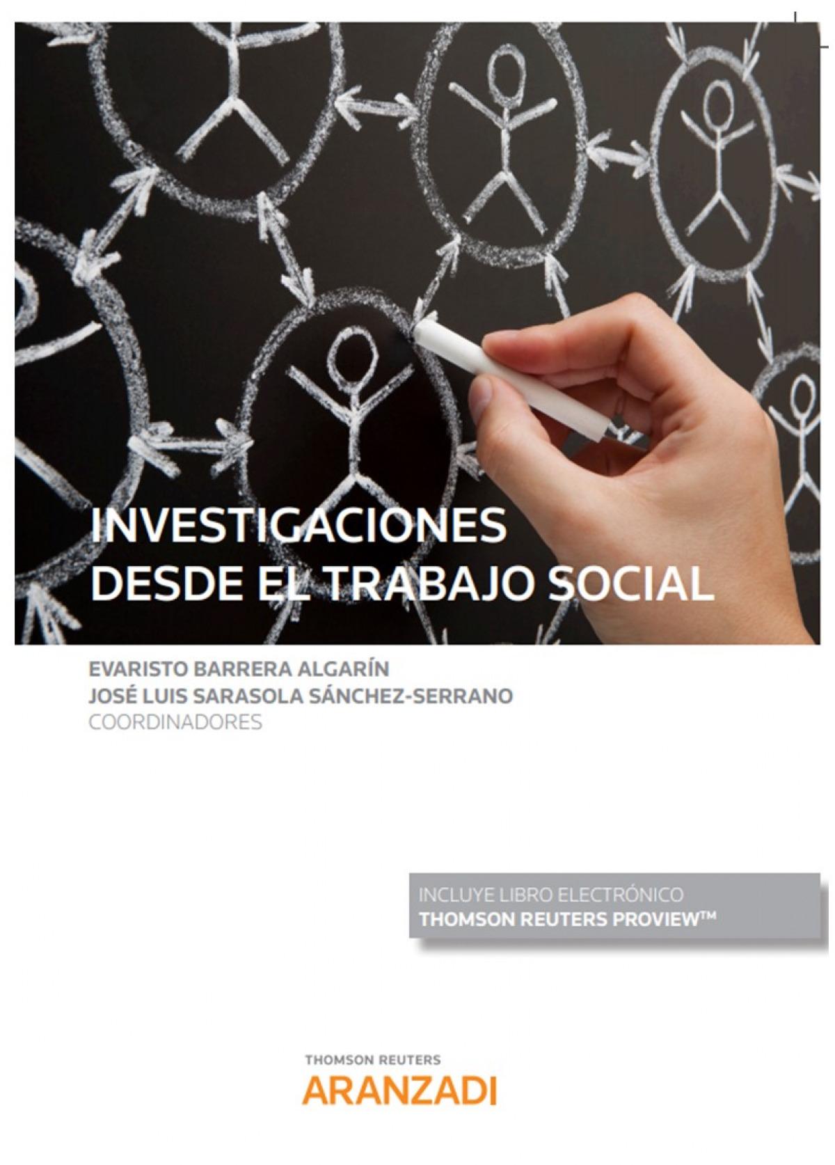 INVESTIGACIONES DESDE EL TRABAJO SOCIAL DUO