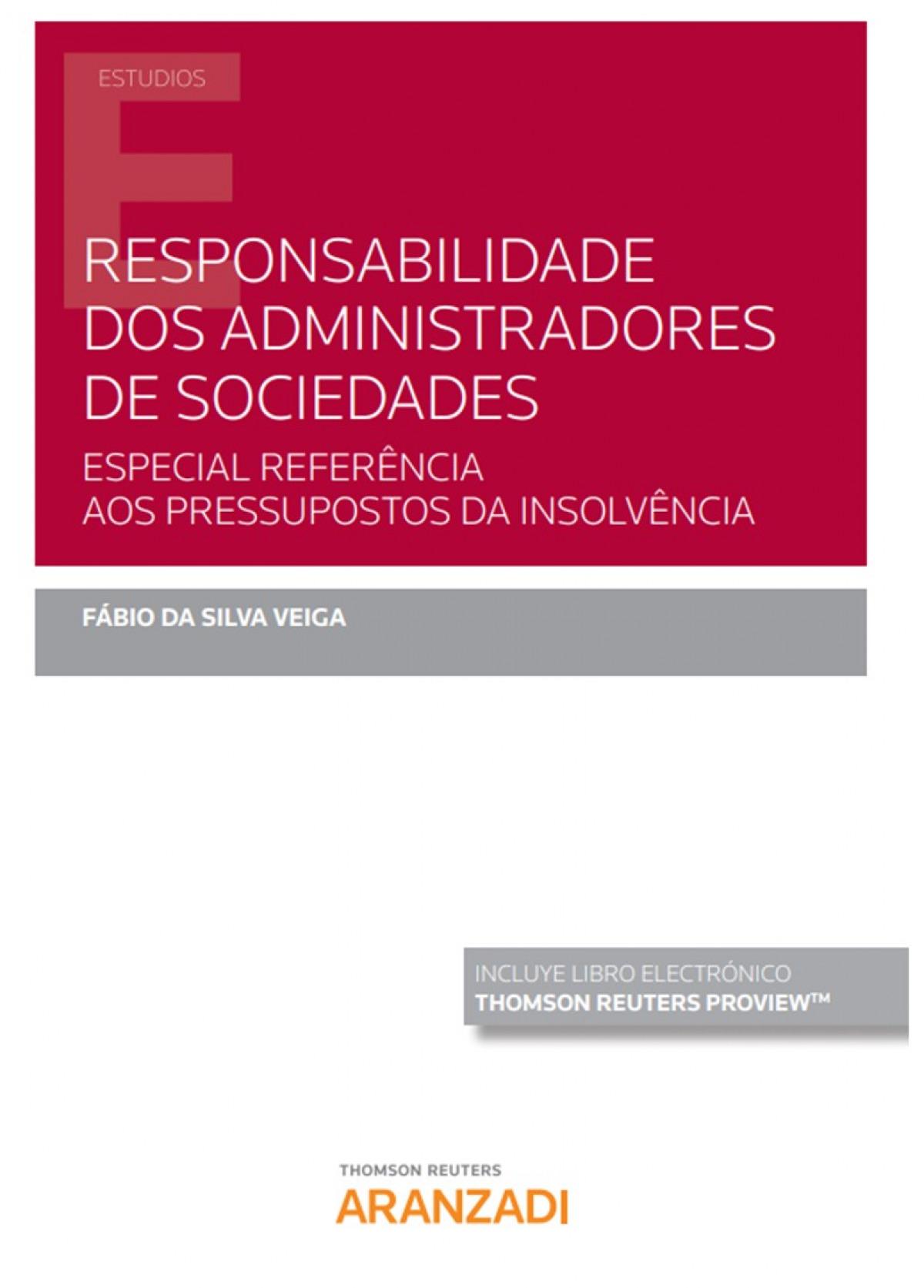 RESPONSABILIDADE DOS ADMINISTRADORES DE SOCIEDADES DUO