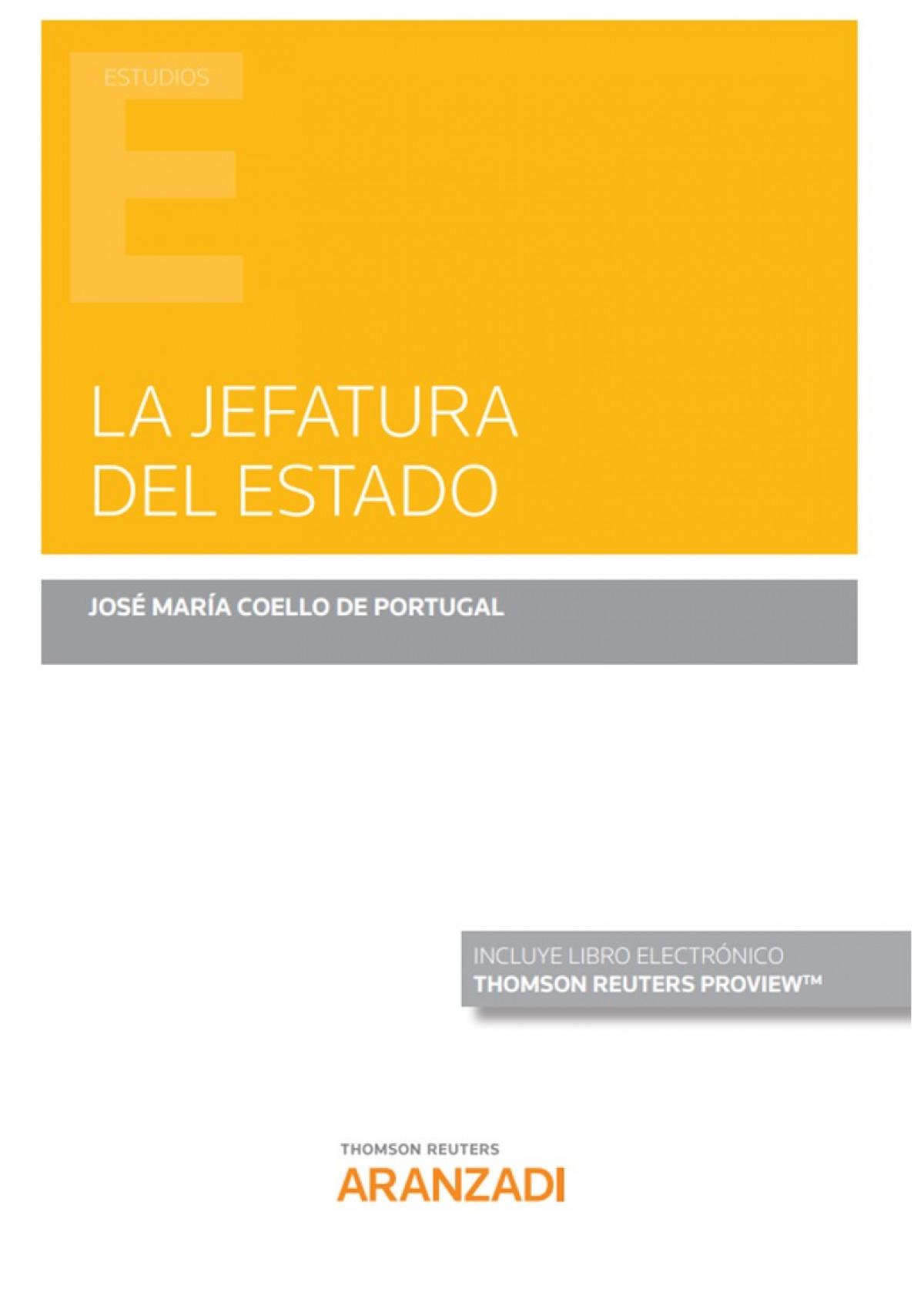 JEFATURA DEL ESTADO,LA DUO