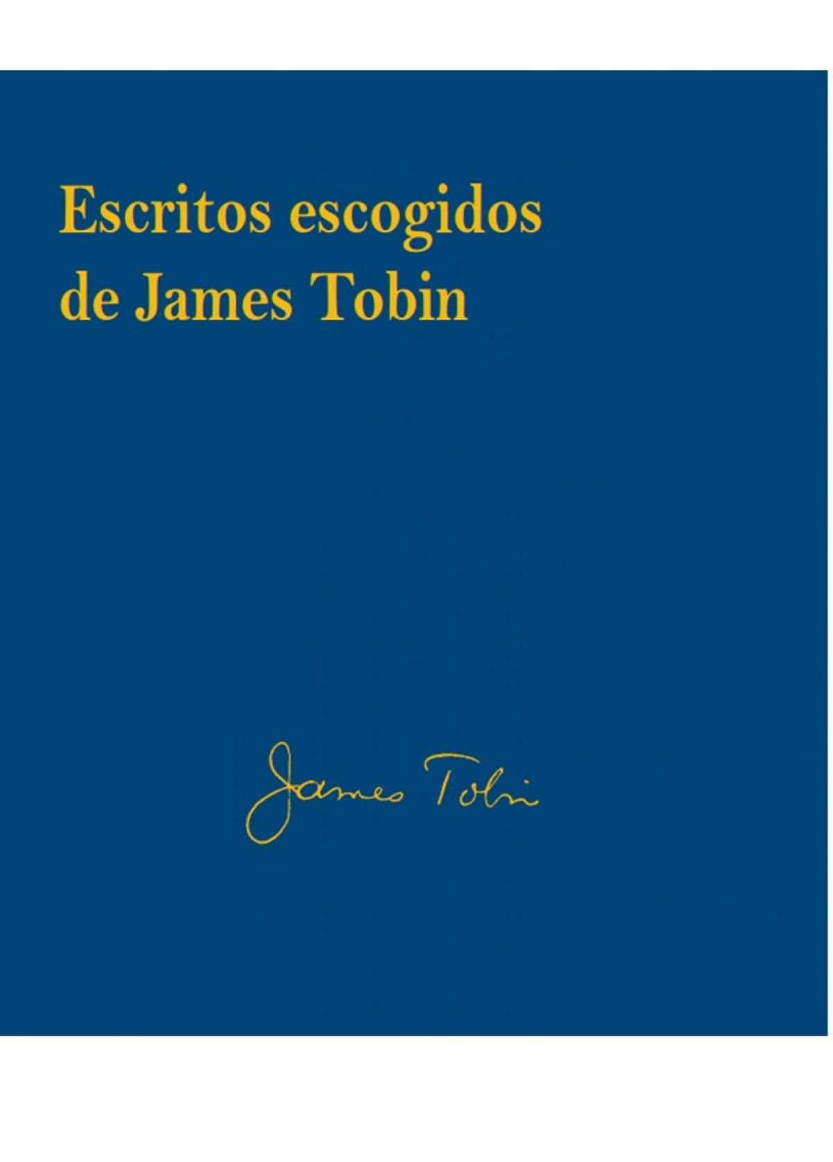 ESCRITOS ESCOGIDOS DE JAMES TOBIN