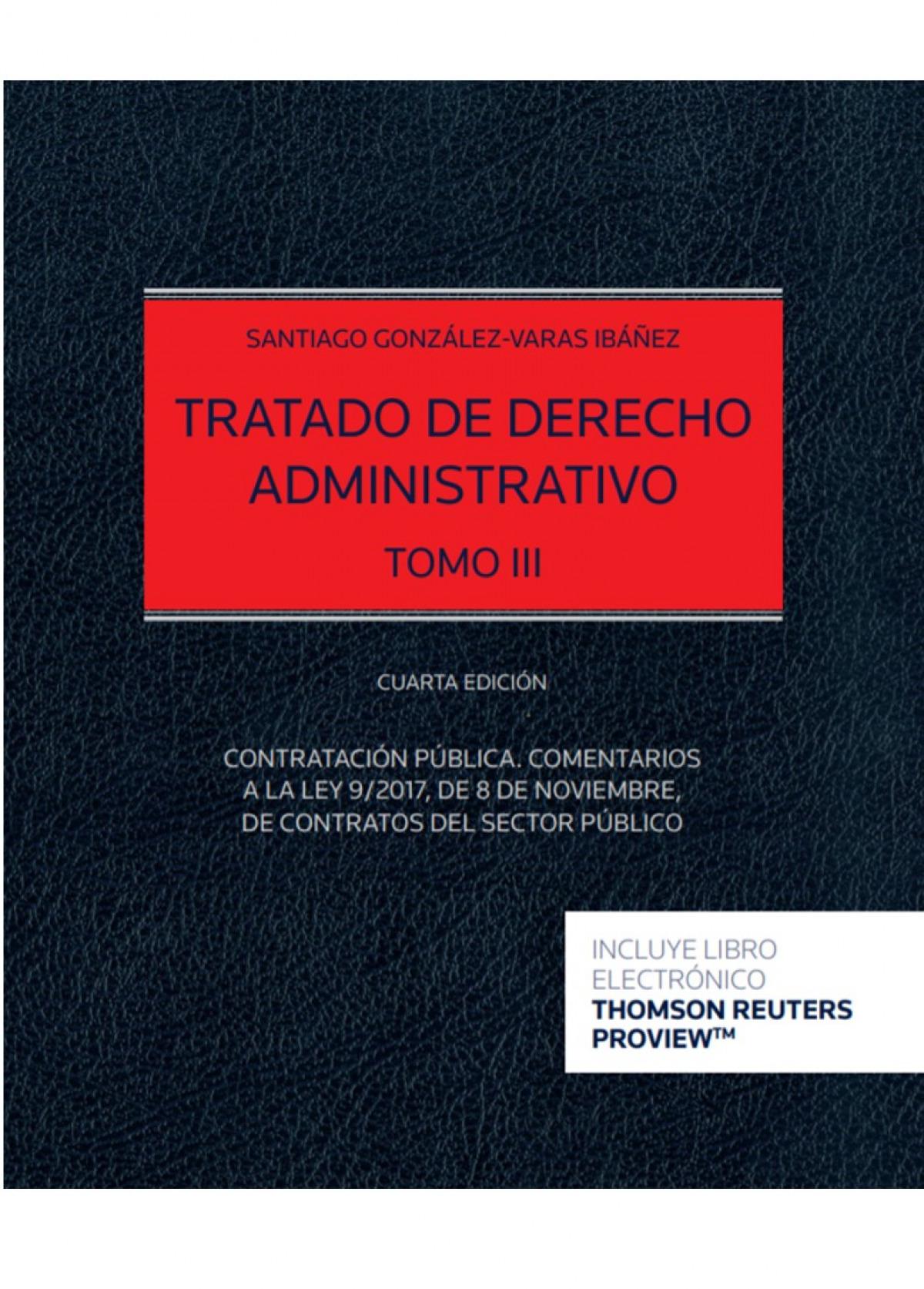 Tratado de Derecho Administrativo Tomo III (Papel + e-book)
