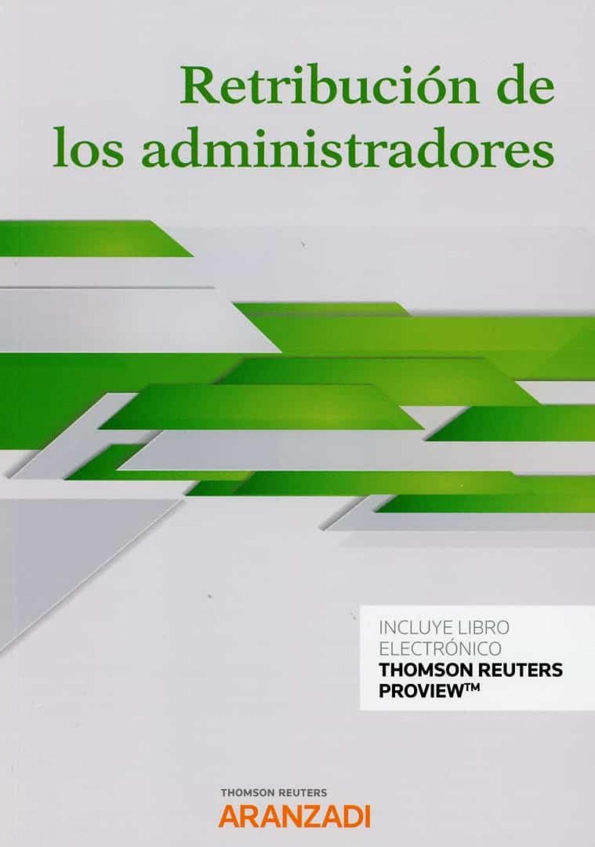 Retribución de los administradores (Papel + e-book)
