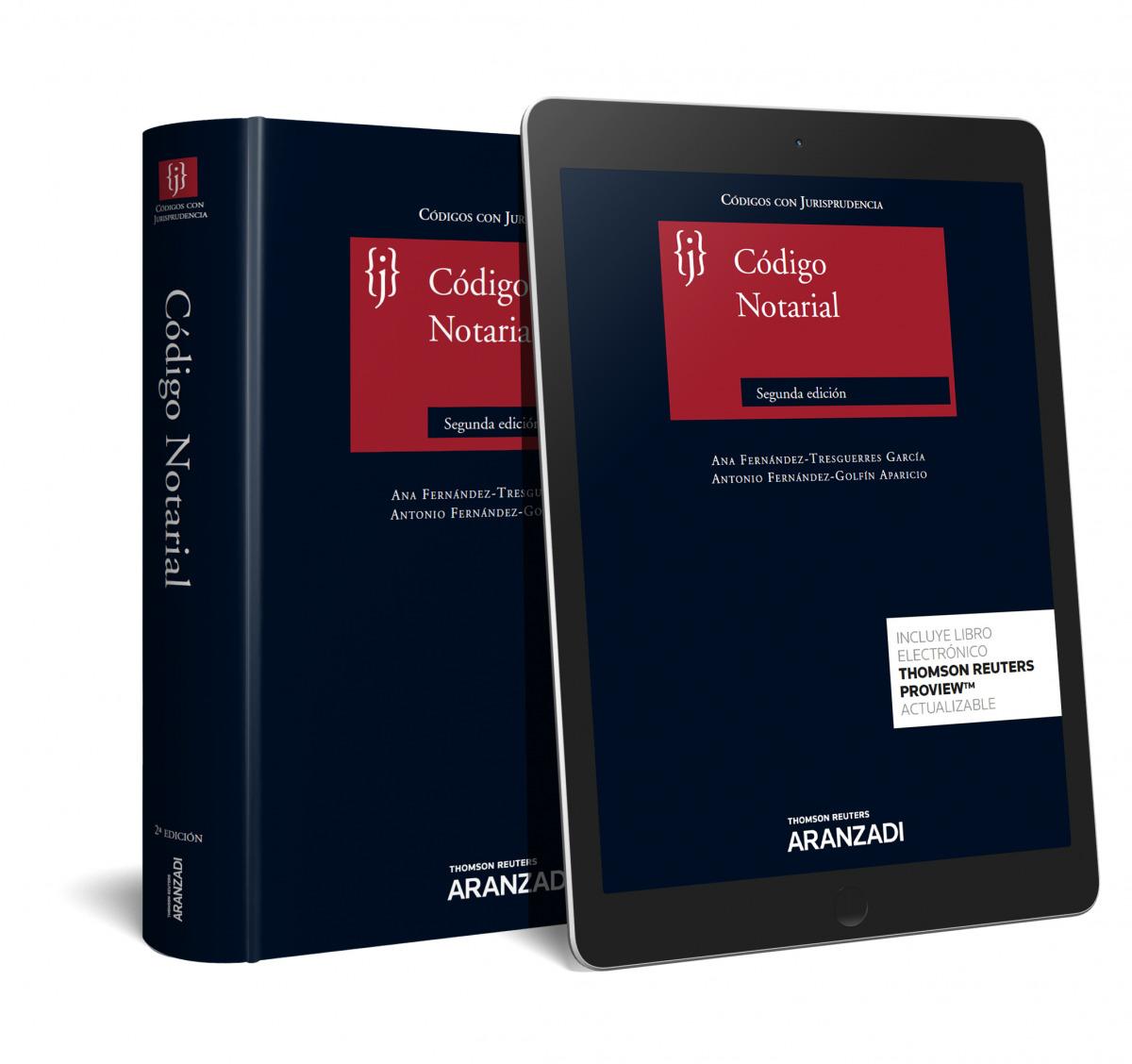 Código Notarial (Papel + e-book)
