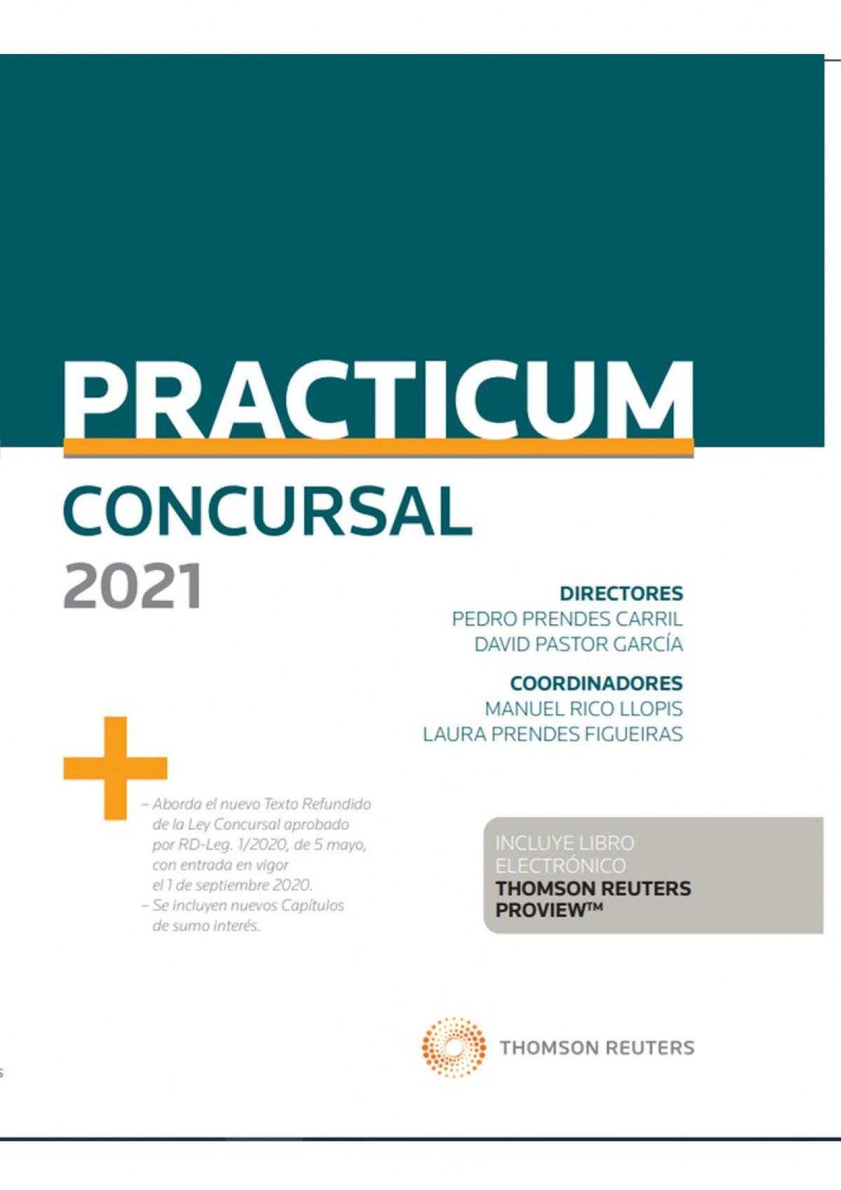 Practicum concursal 2021