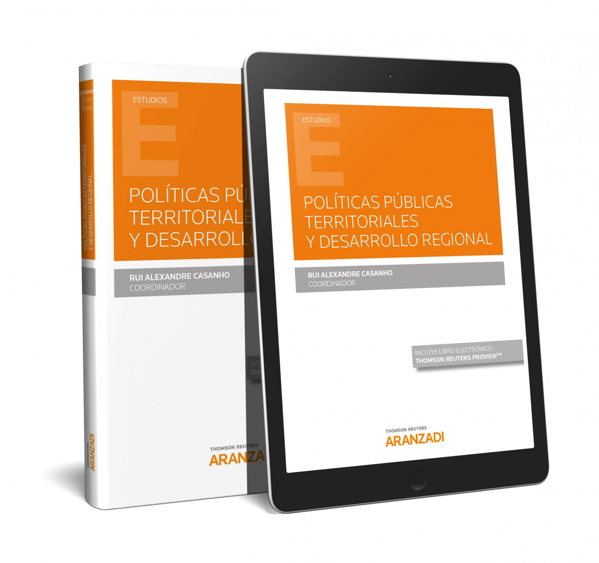 Políticas públicas territoriales y desarrollo regional (Papel + e-book)