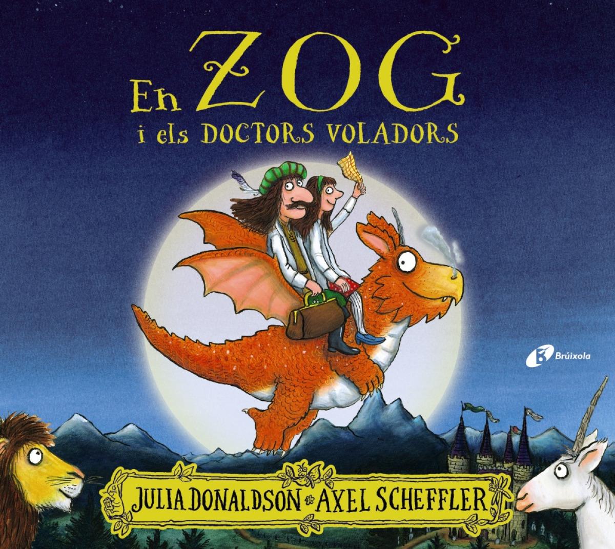 En Zog i els doctors voladors