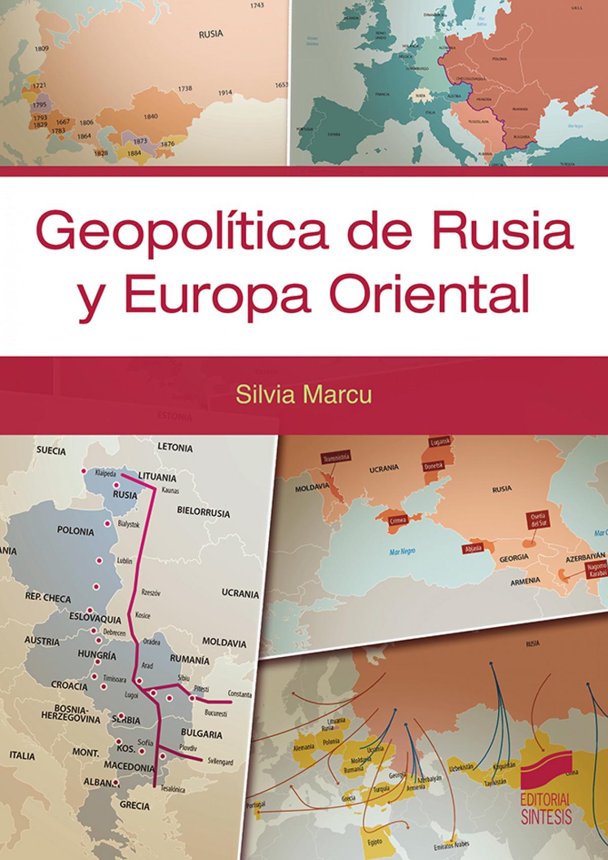 GEOPOLITICA DE RUSIA Y EUROPA ORIENTAL