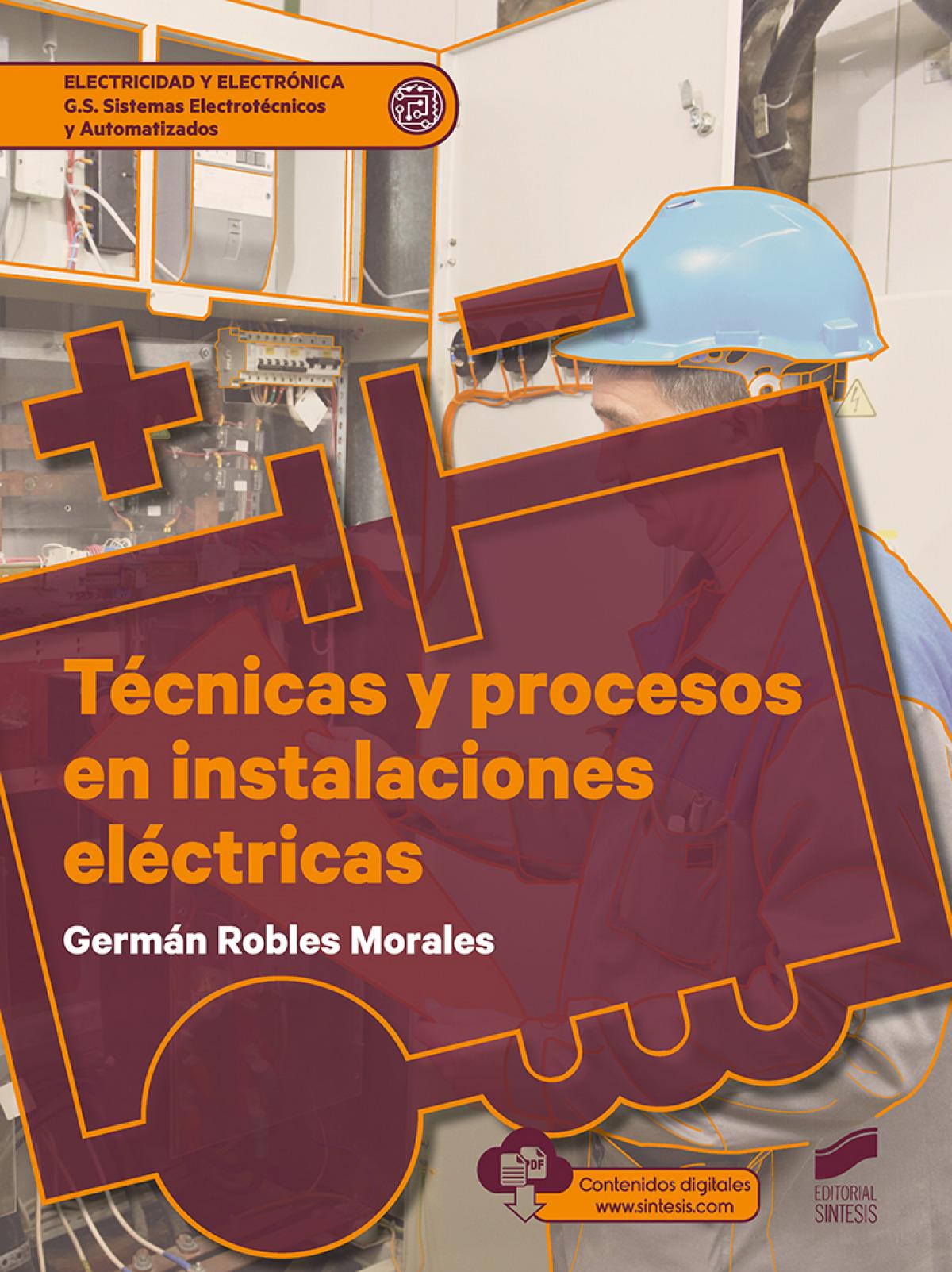 Técnicas y procesos en instalaciones eléctricas