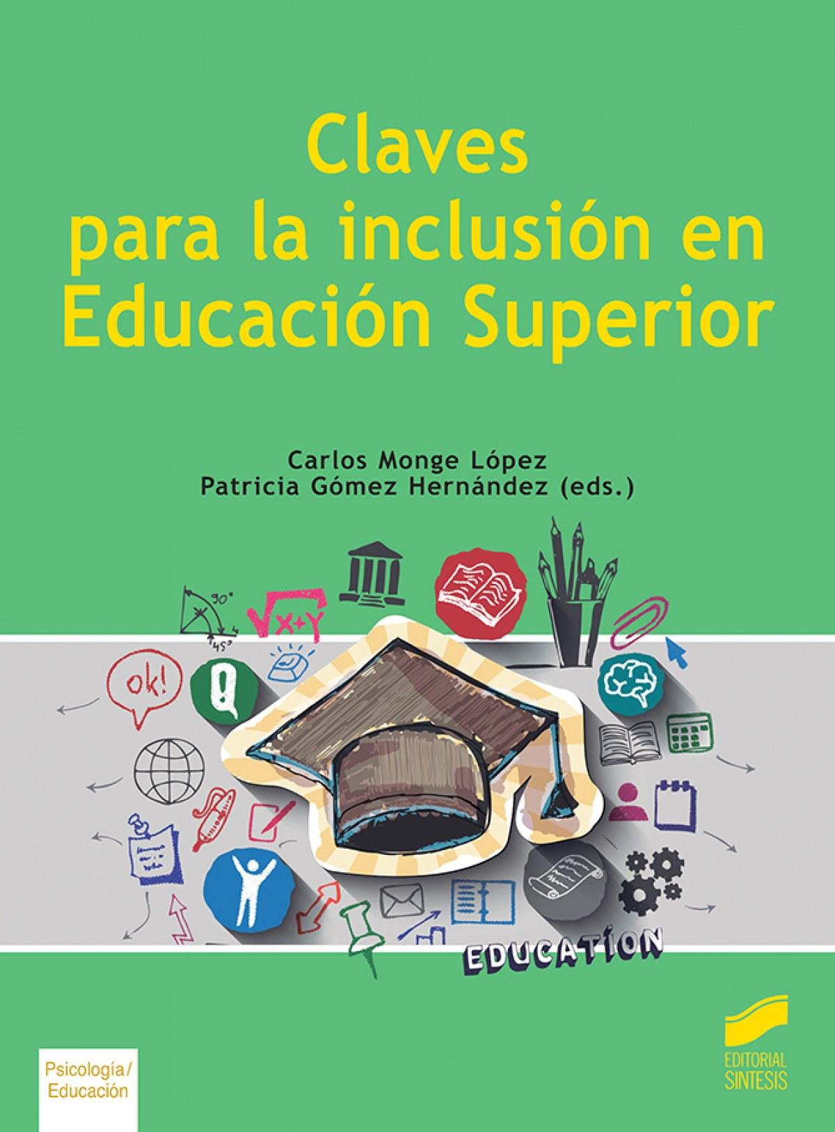 Claves para la inclusión en Educación Superior