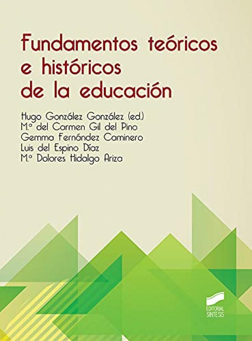 FUNDAMENTOS TEORICOS E HISTORICOS DE LA