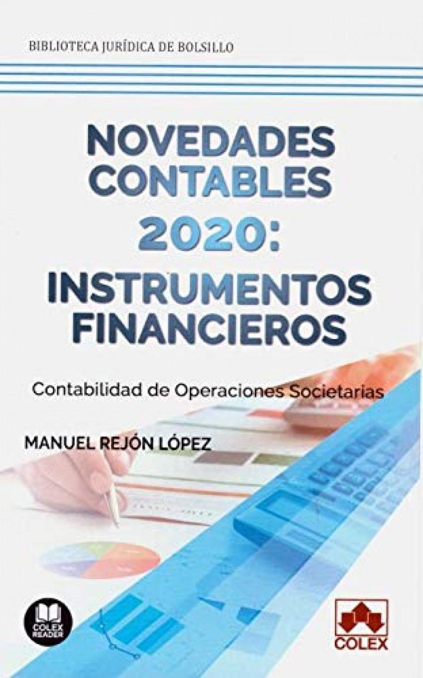 Novedades contables 2020: instrumentos financieros