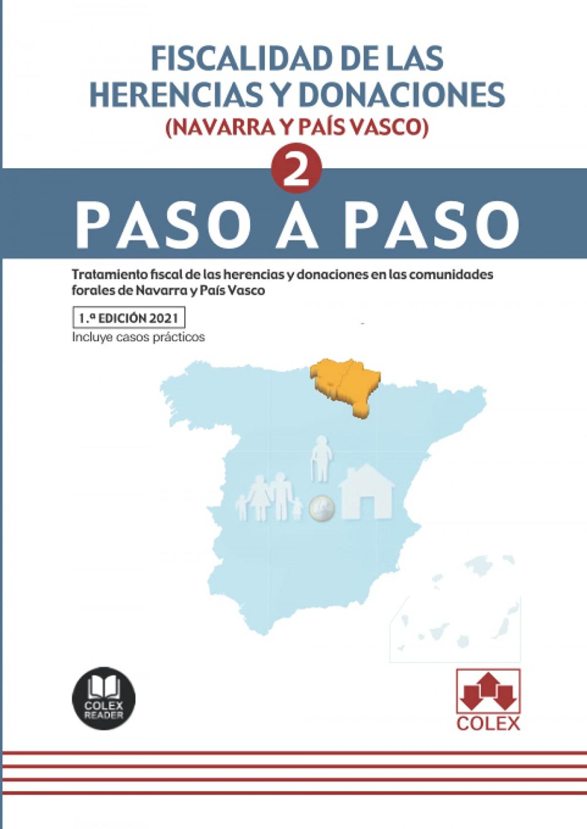 FISCALIDAD DE LAS HERENCIAS Y DONACIONES (NAVARRA Y PAIS VASCO) (2)