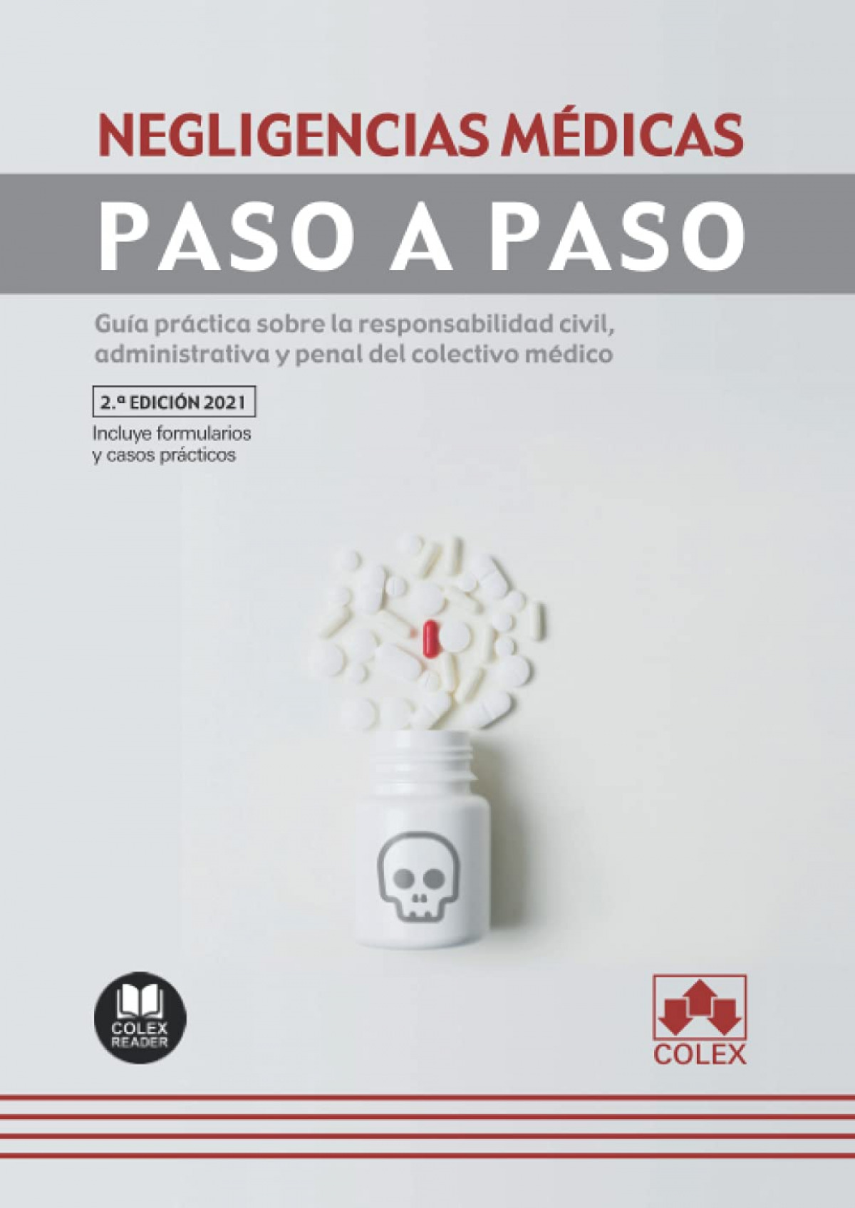 NEGLIGENCIAS MEDICAS. PASO A PASO. 2021