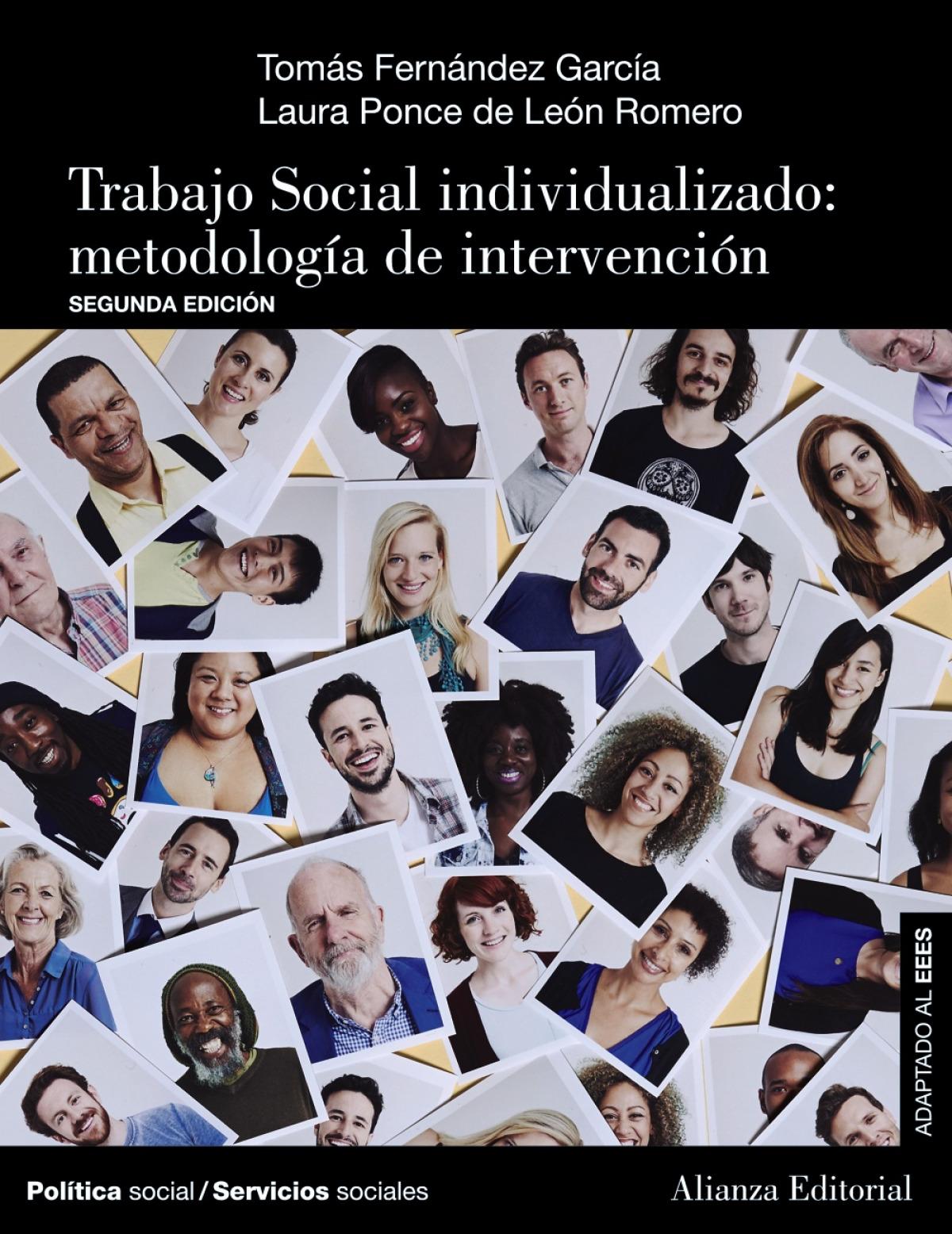Trabajo Social individualizado: metodología de intervención (2.ª edición)
