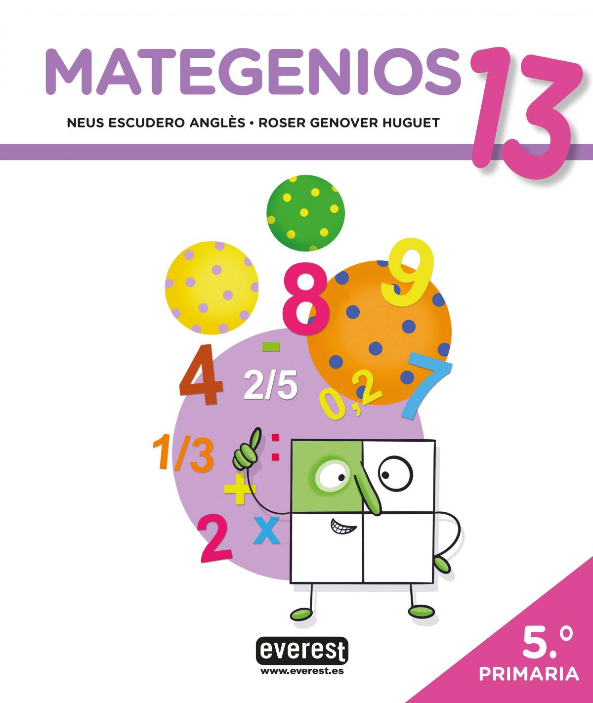 Mategenios 13