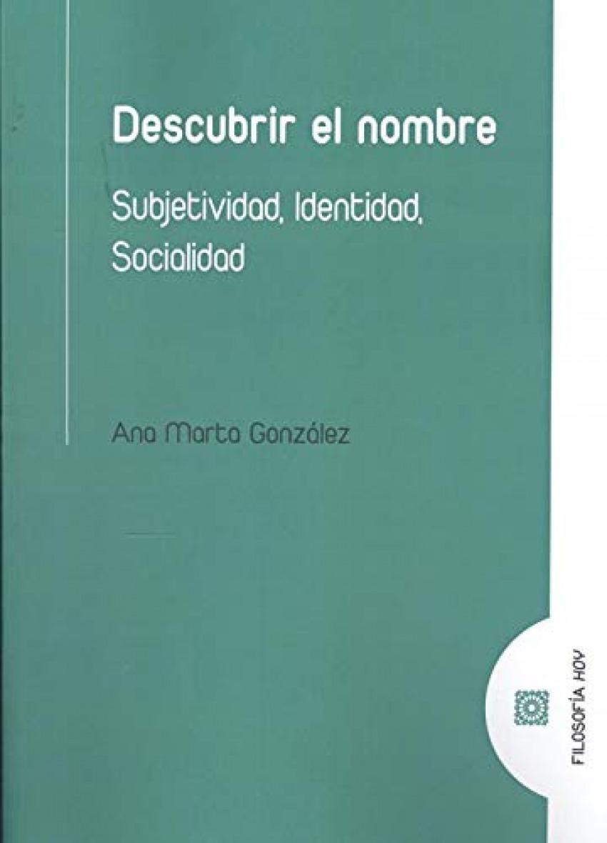 DESCUBRIR EL NOMBRE.